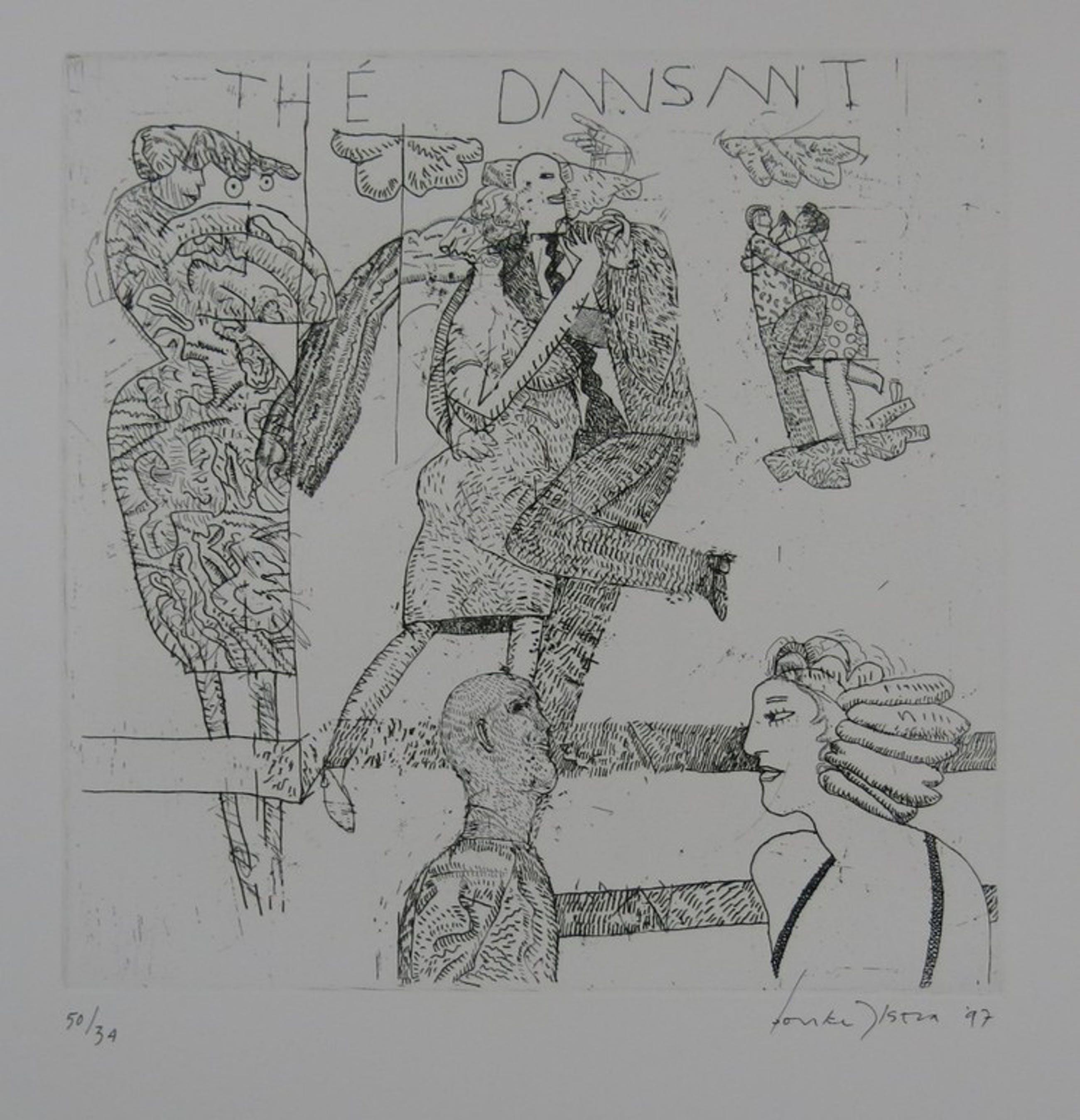 Bouke Ylstra: Ets, The Dansant kopen? Bied vanaf 1!