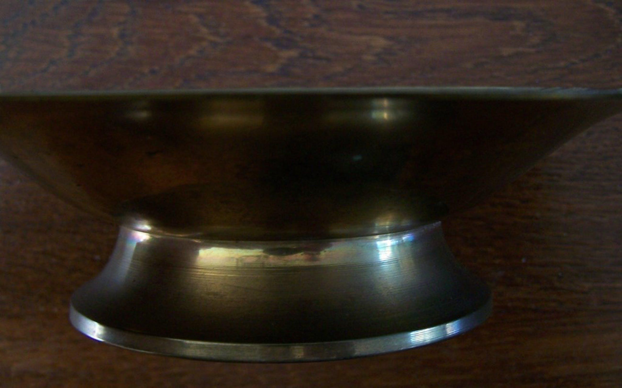 Art Deco  -  Messing schaaltje kopen? Bied vanaf 10!