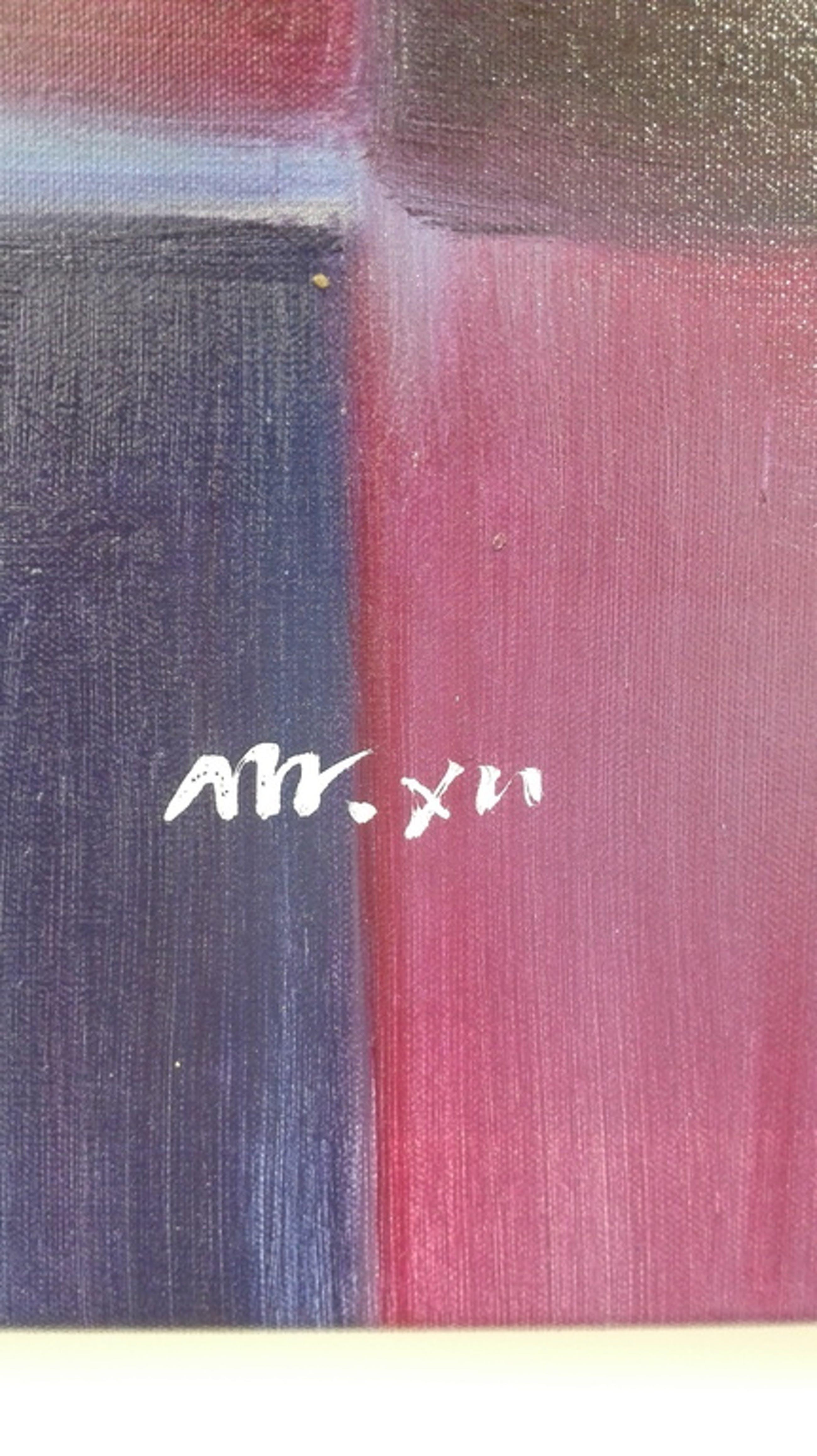 Mr. Xu, origineel olieverf schilderij kopen? Bied vanaf 190!