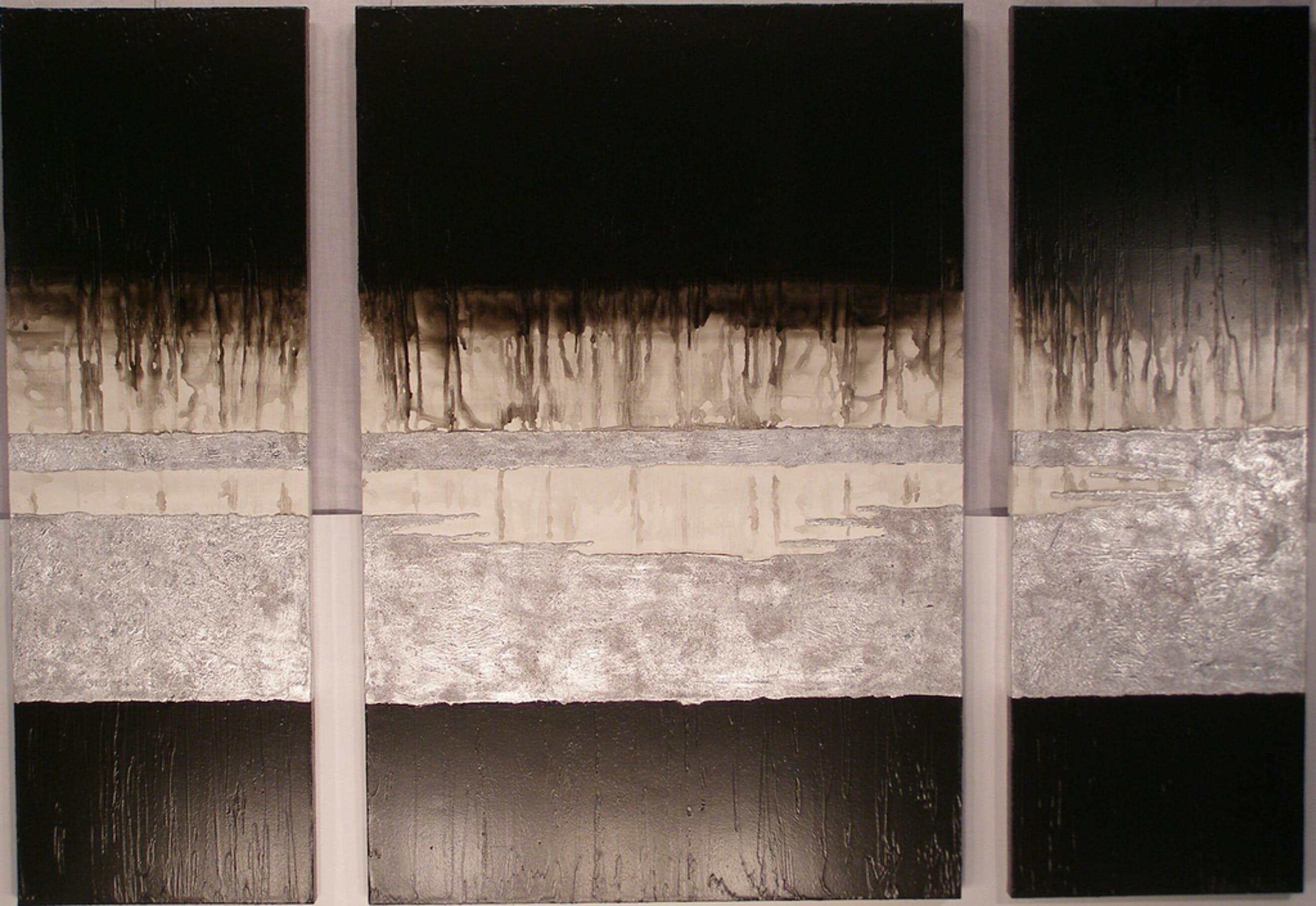 3-luik acryl op doek van Stefano Merlo kopen? Bied vanaf 225!