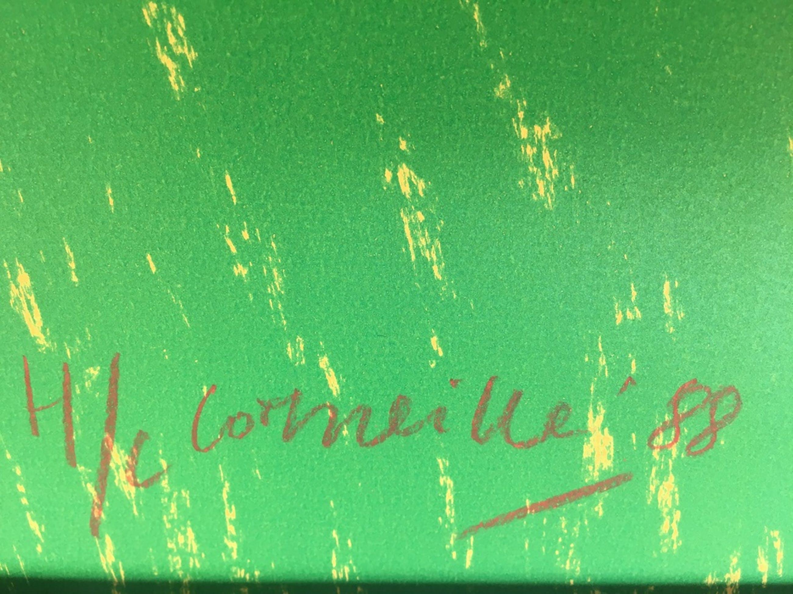 Corneille Lithographie kopen? Bied vanaf 620!