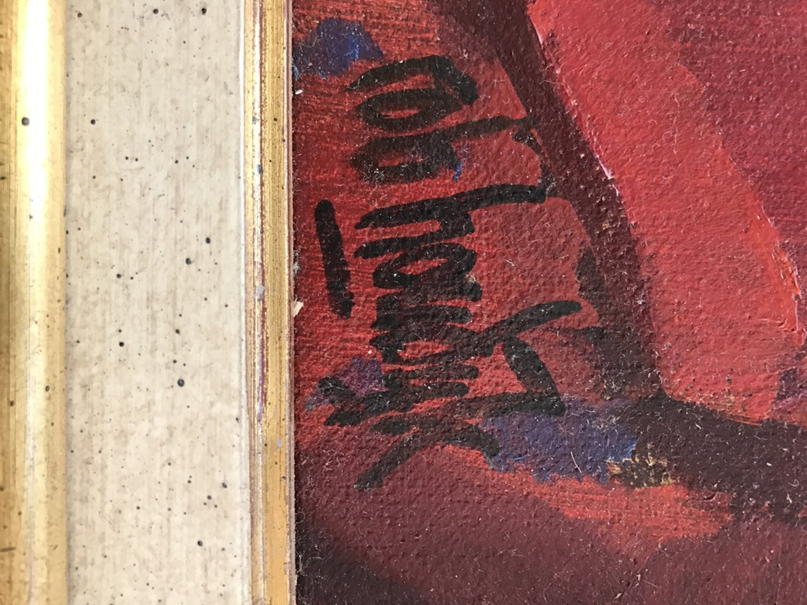 Rob Houdijk, portret van onbekende dame kopen? Bied vanaf 1!
