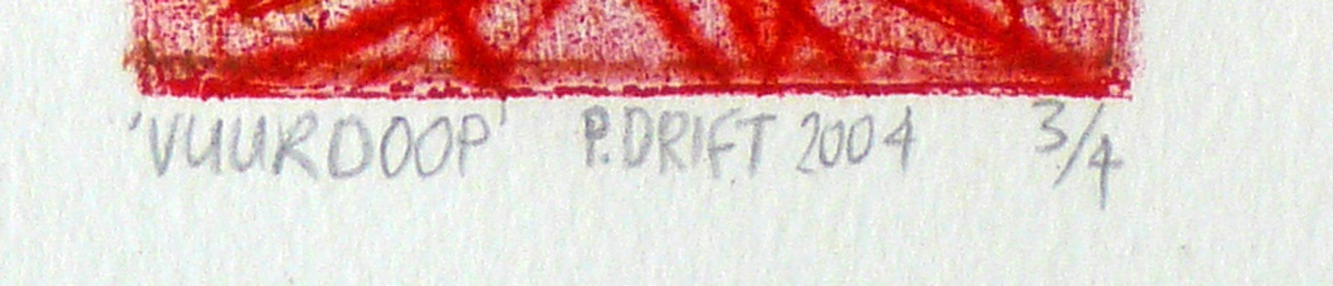 Pieter Drift, ets & droge naald, Vuurdoop kopen? Bied vanaf 1!