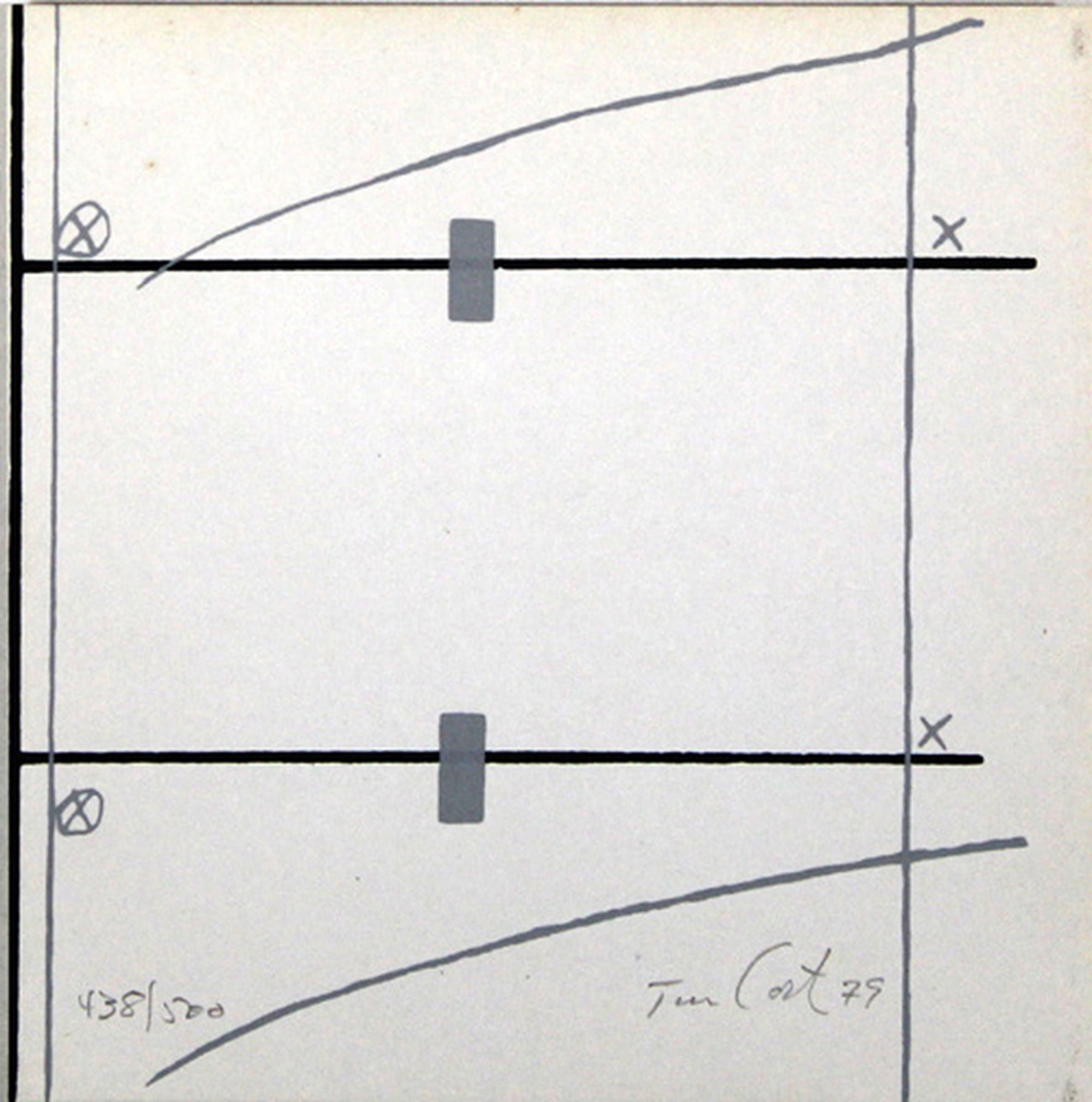 Rafael Tur Costa , Komposition no.2 , handgesigneerd kopen? Bied vanaf 1!