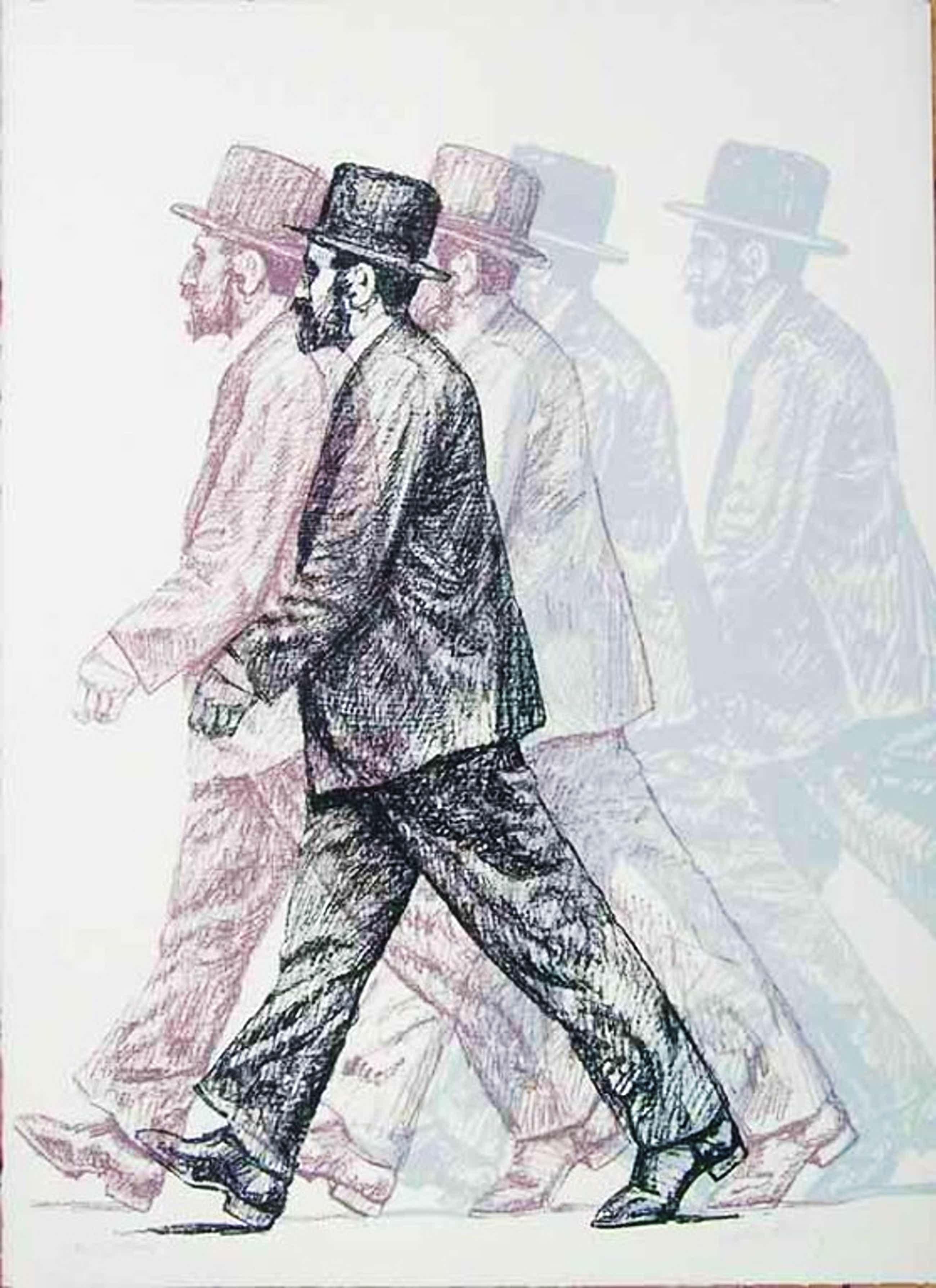John Hardy-Orthodox- 1980 kleurlithografie handgesigneerd en genummerd kopen? Bied vanaf 159!
