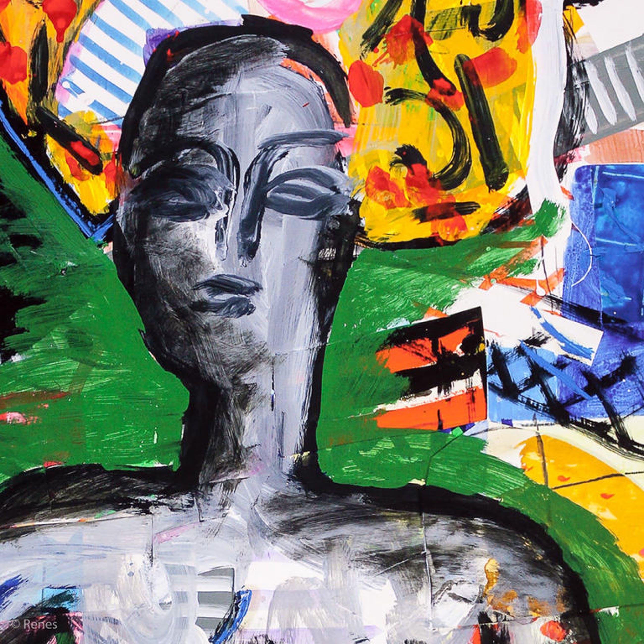 Stefan Szczesny 'Nude' - giclée, oplage 50, gesigneerd, 2013 kopen? Bied vanaf 149!