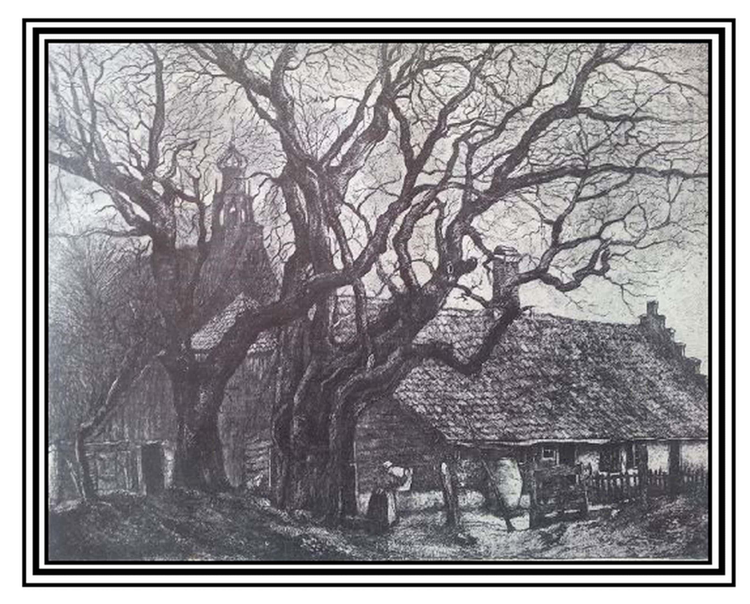 J.Graadt van Roggen - Bergense School - ( 1867 - 1959 ) kopen? Bied vanaf 45!