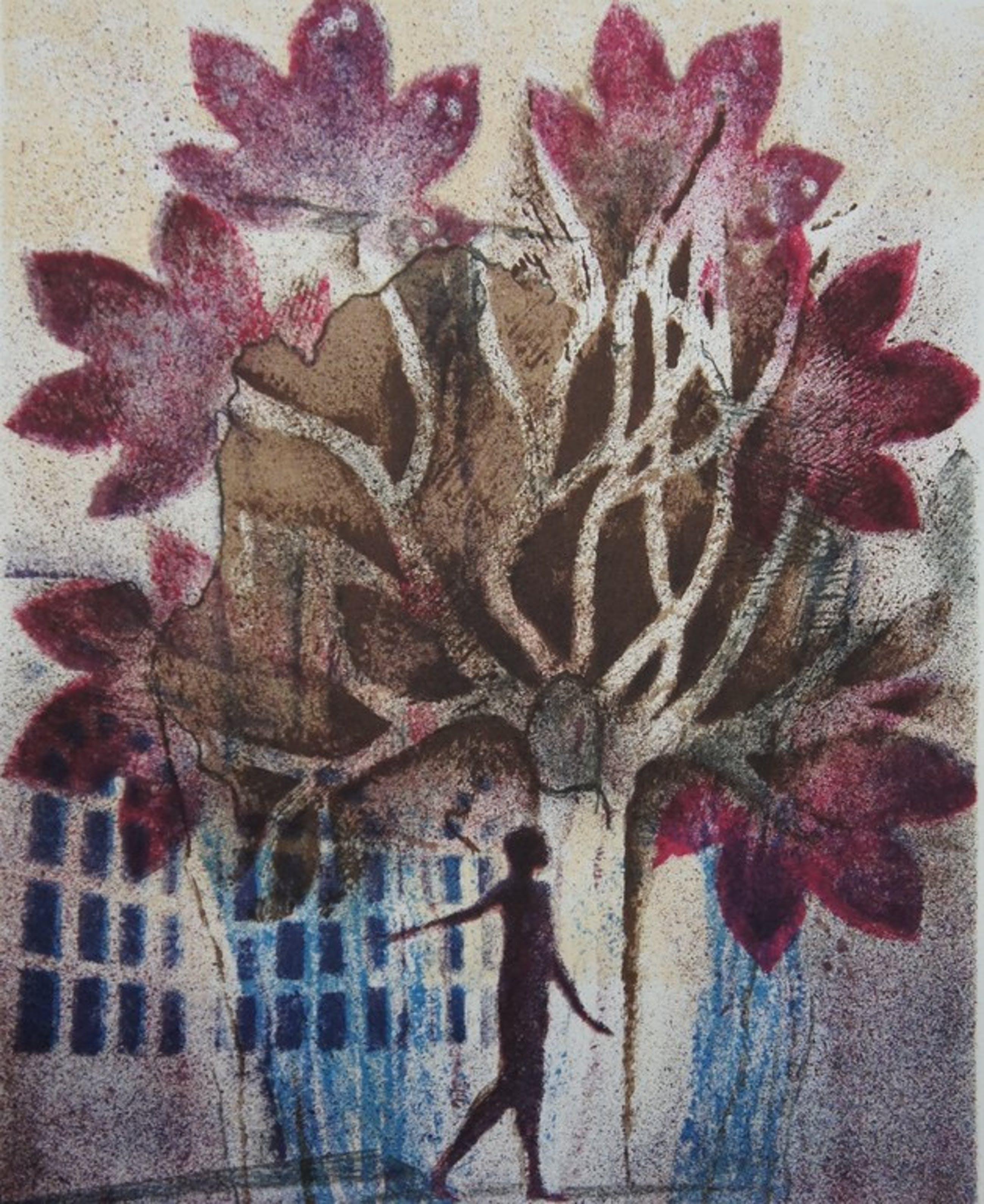 Lithografie - Andre Goezu (1939), Stilleven kopen? Bied vanaf 25!