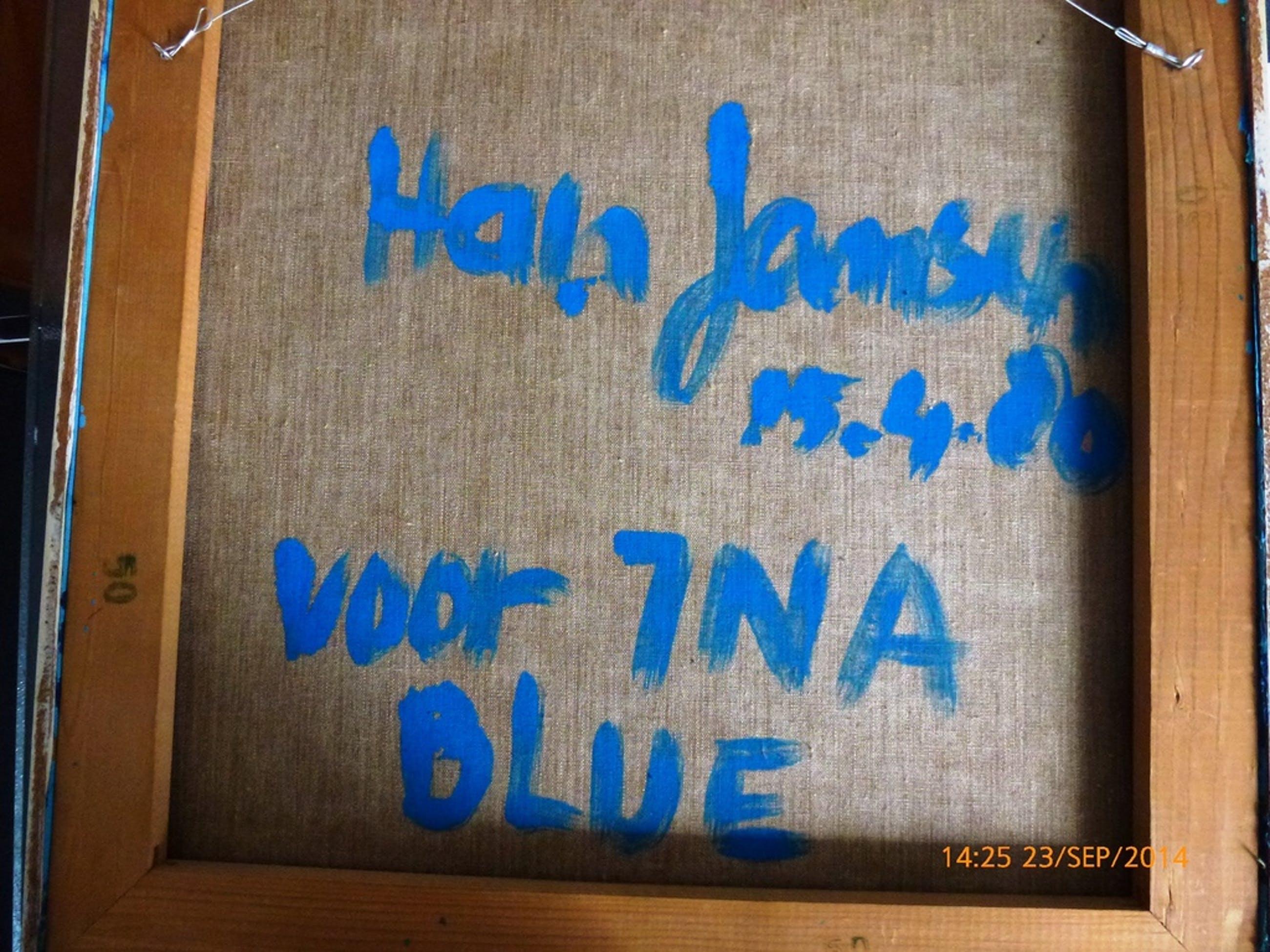 Han Jansen, olieverf op doek kopen? Bied vanaf 350!