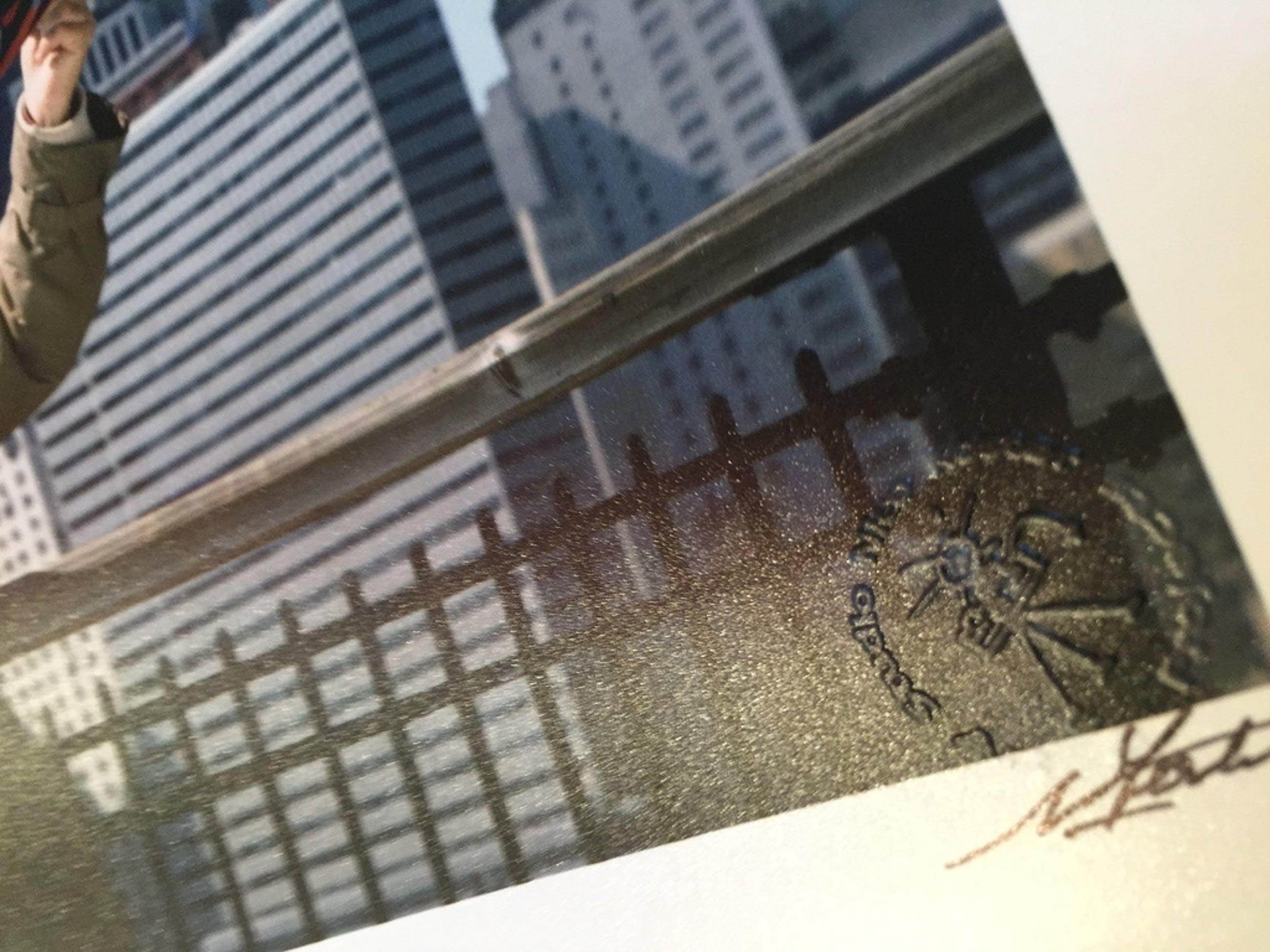 NICO KOSTER De CoBrA Fotograaf   KAREL APPEL in NEW YORK met de Twin Towers kopen? Bied vanaf 1!