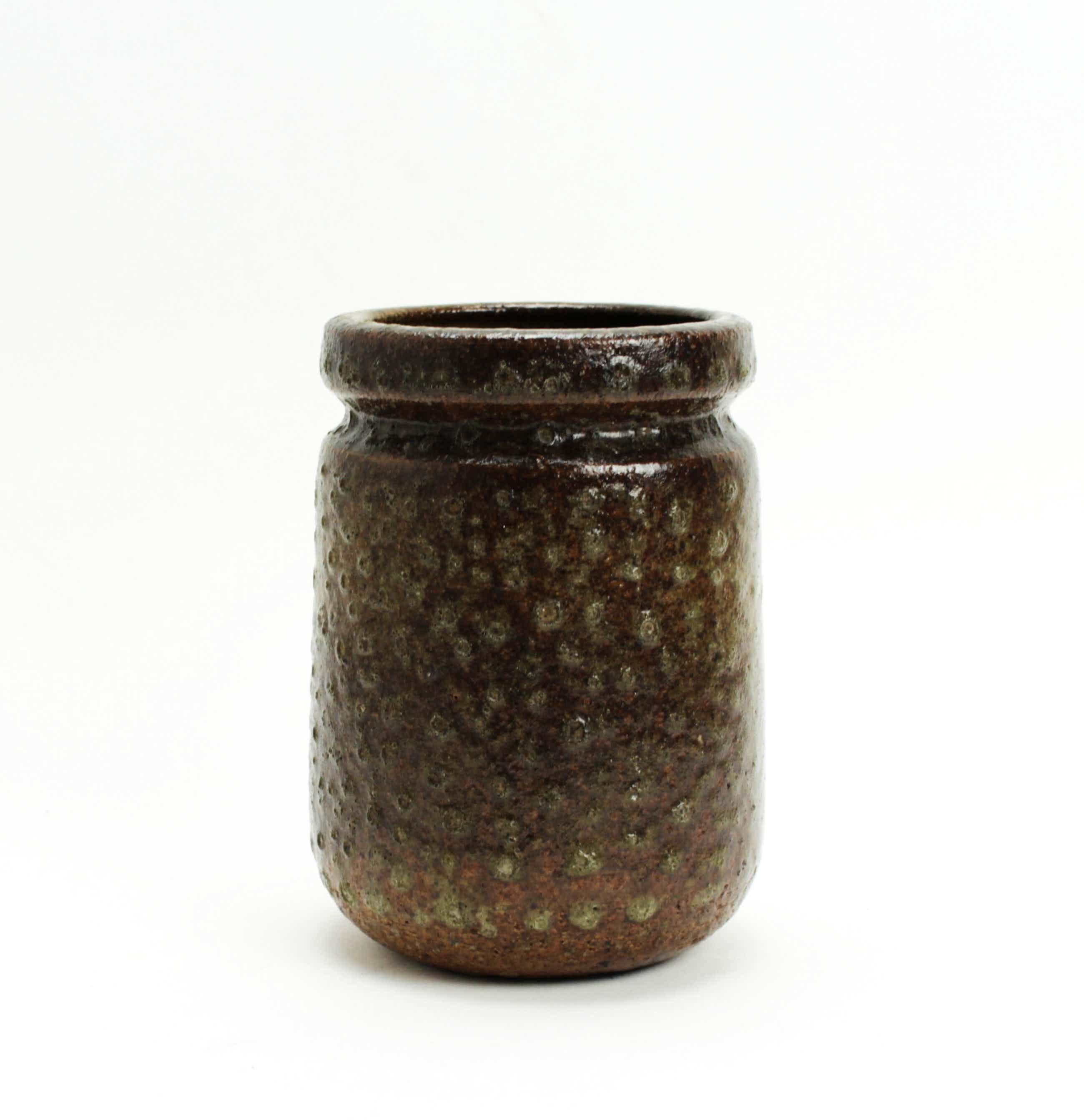 Potterij Zaalberg - aardewerk vaas - Laatste Kans! kopen? Bied vanaf 15!