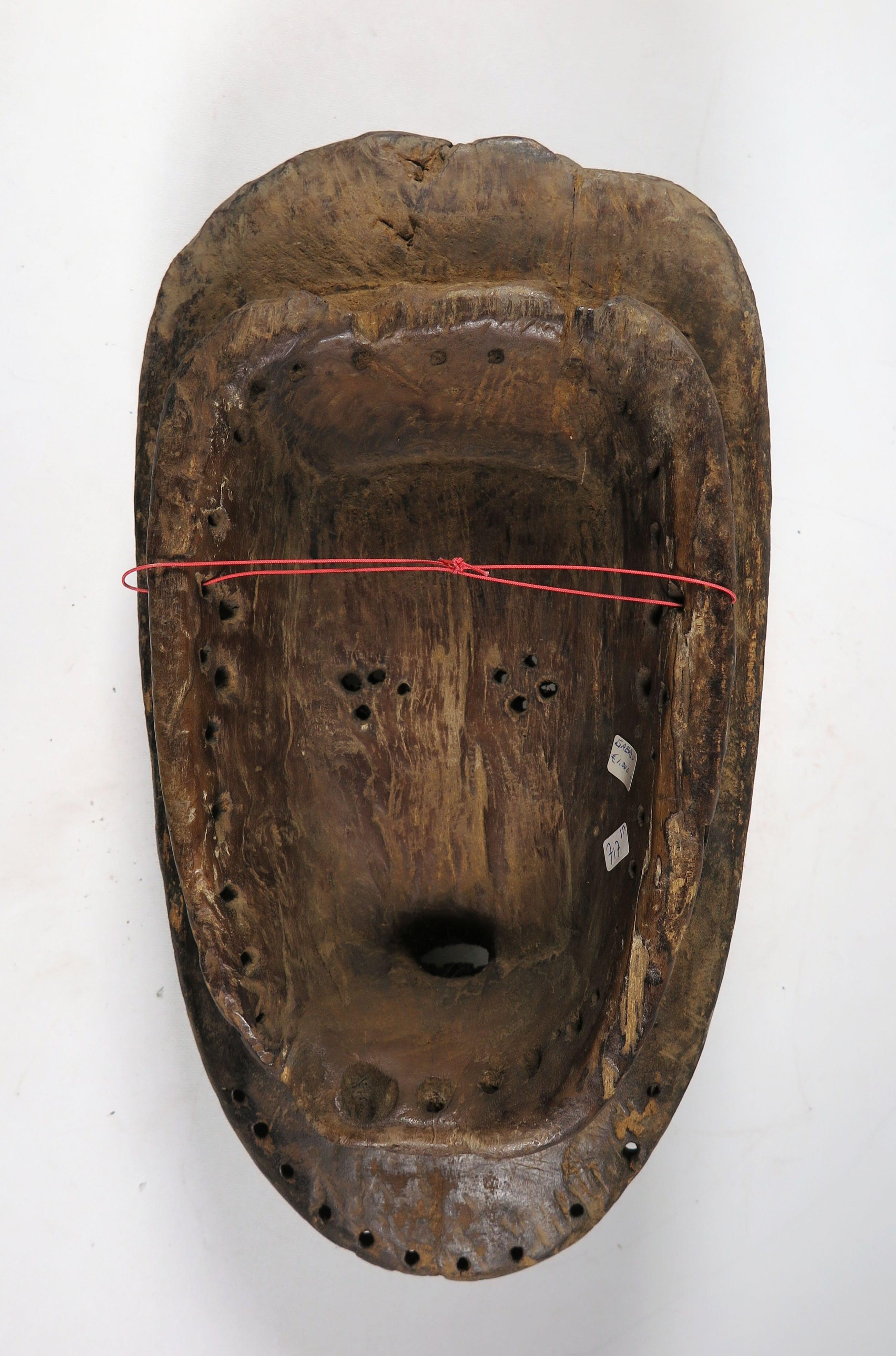 Grebo - Hout, Masker kopen? Bied vanaf 1!