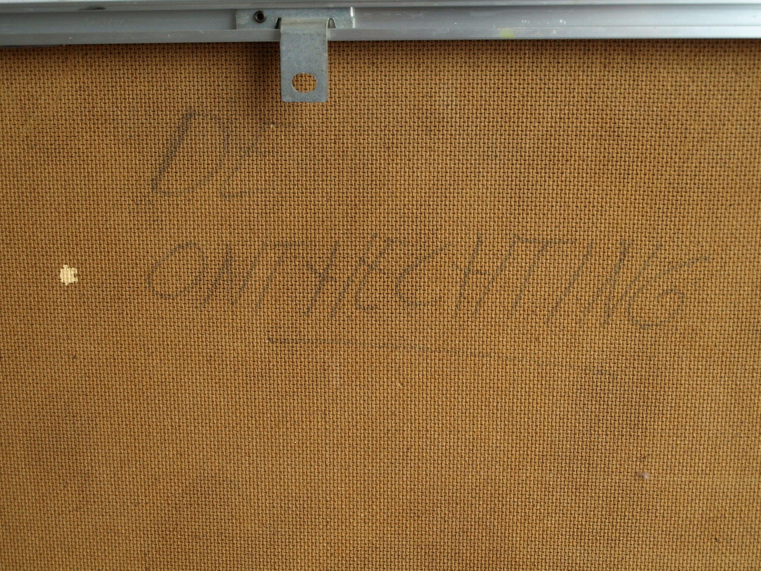 """Niet of onleesbaar gesigneerd - Olieverf op board , """"De onthechting"""" – gesigneerd & ingelijst - 1990 kopen? Bied vanaf 1!"""