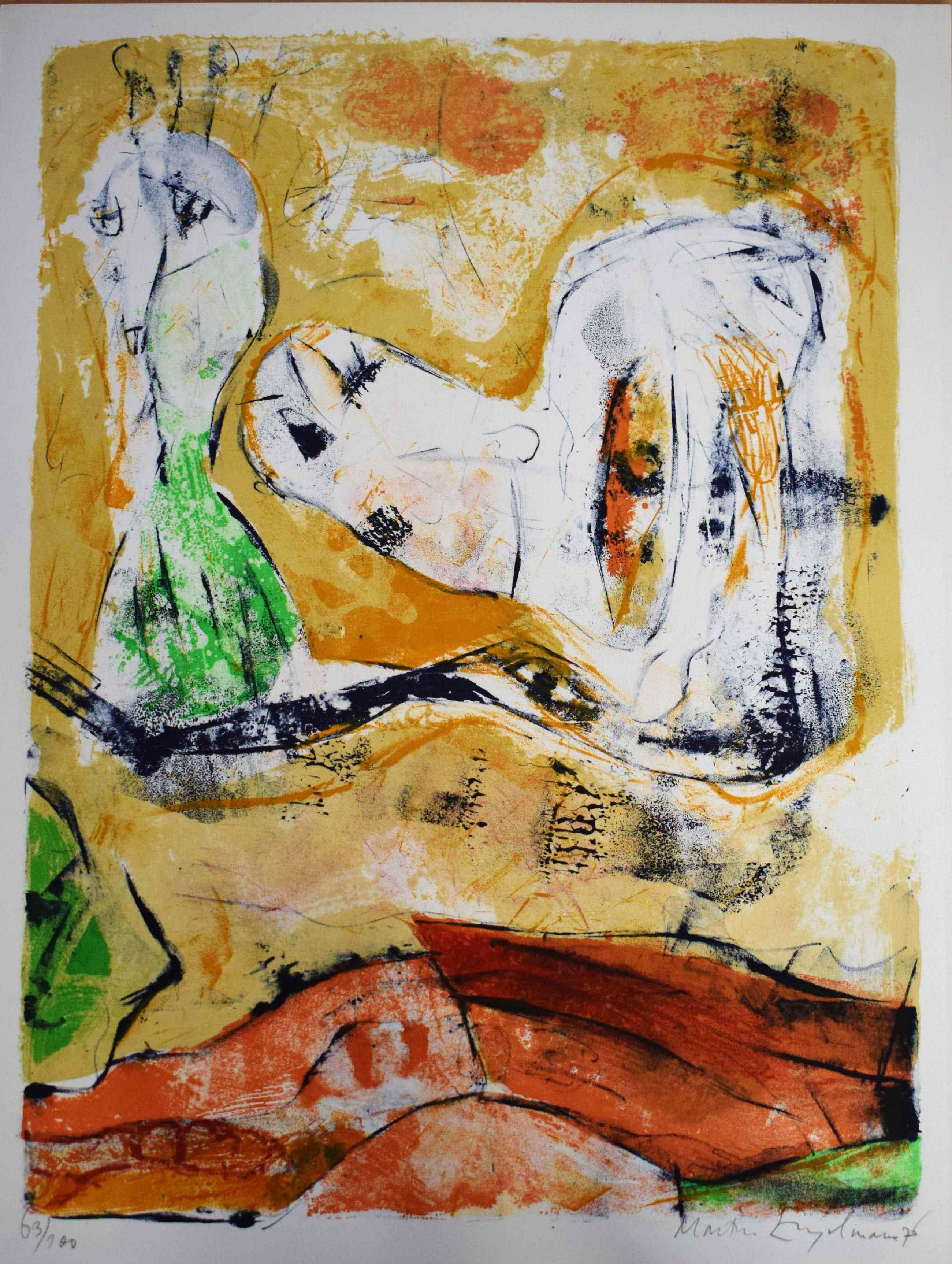 Martin Engelman - Hommage aan Max Ernst kopen? Bied vanaf 75!