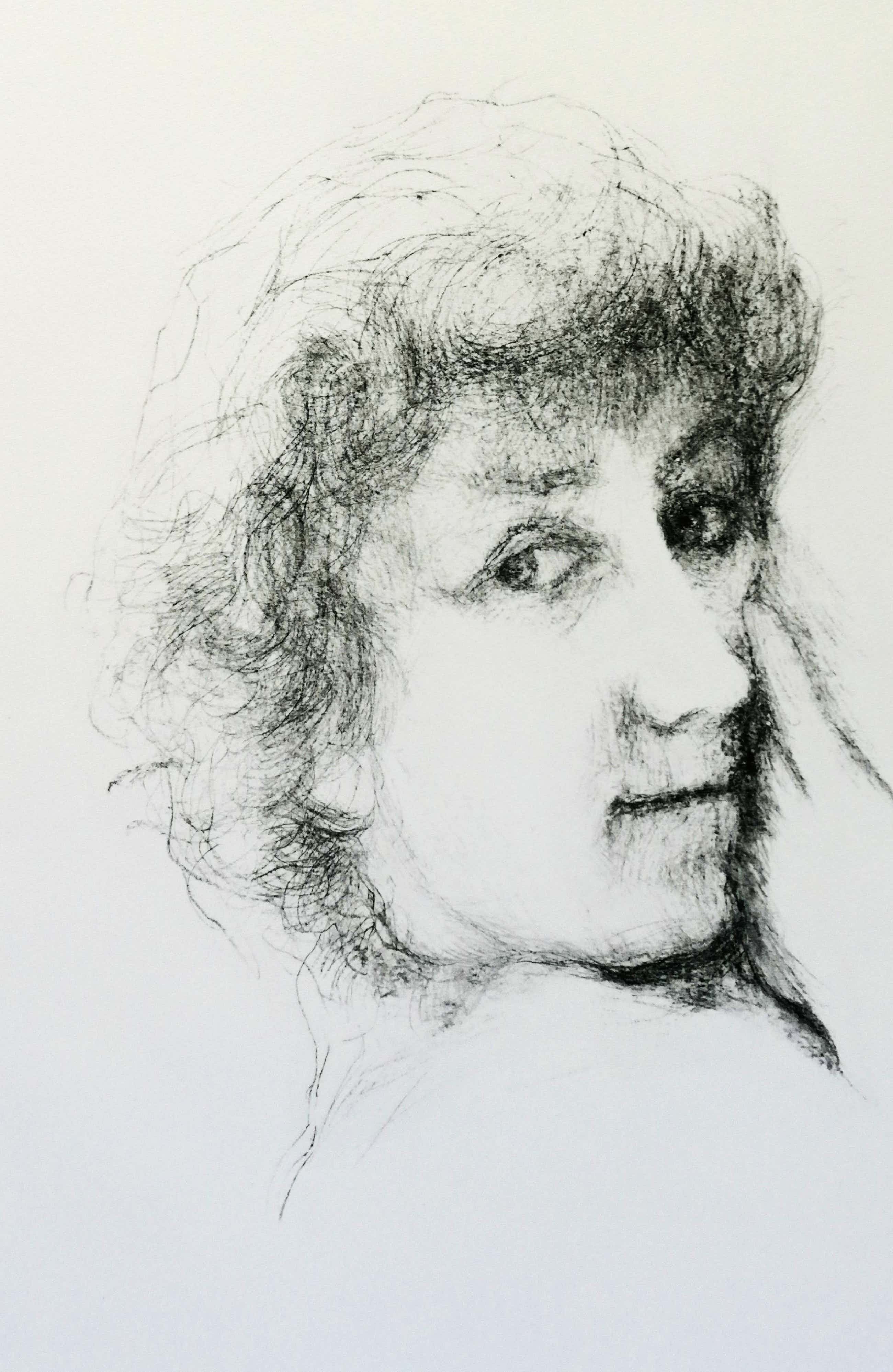 Paul Citroen - Portret van Ellenor kopen? Bied vanaf 45!