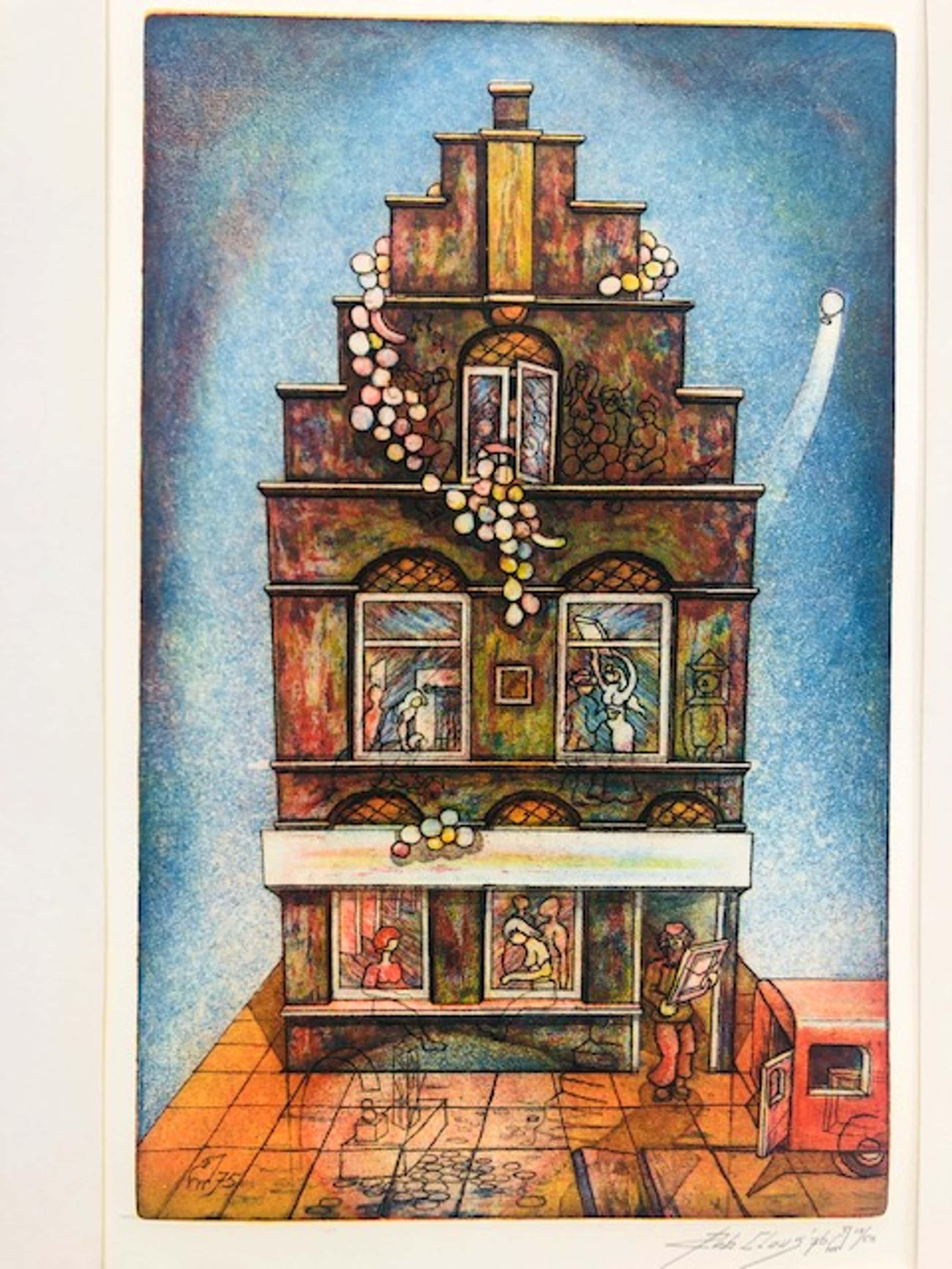 Rob Clous - de galerie kopen? Bied vanaf 65!