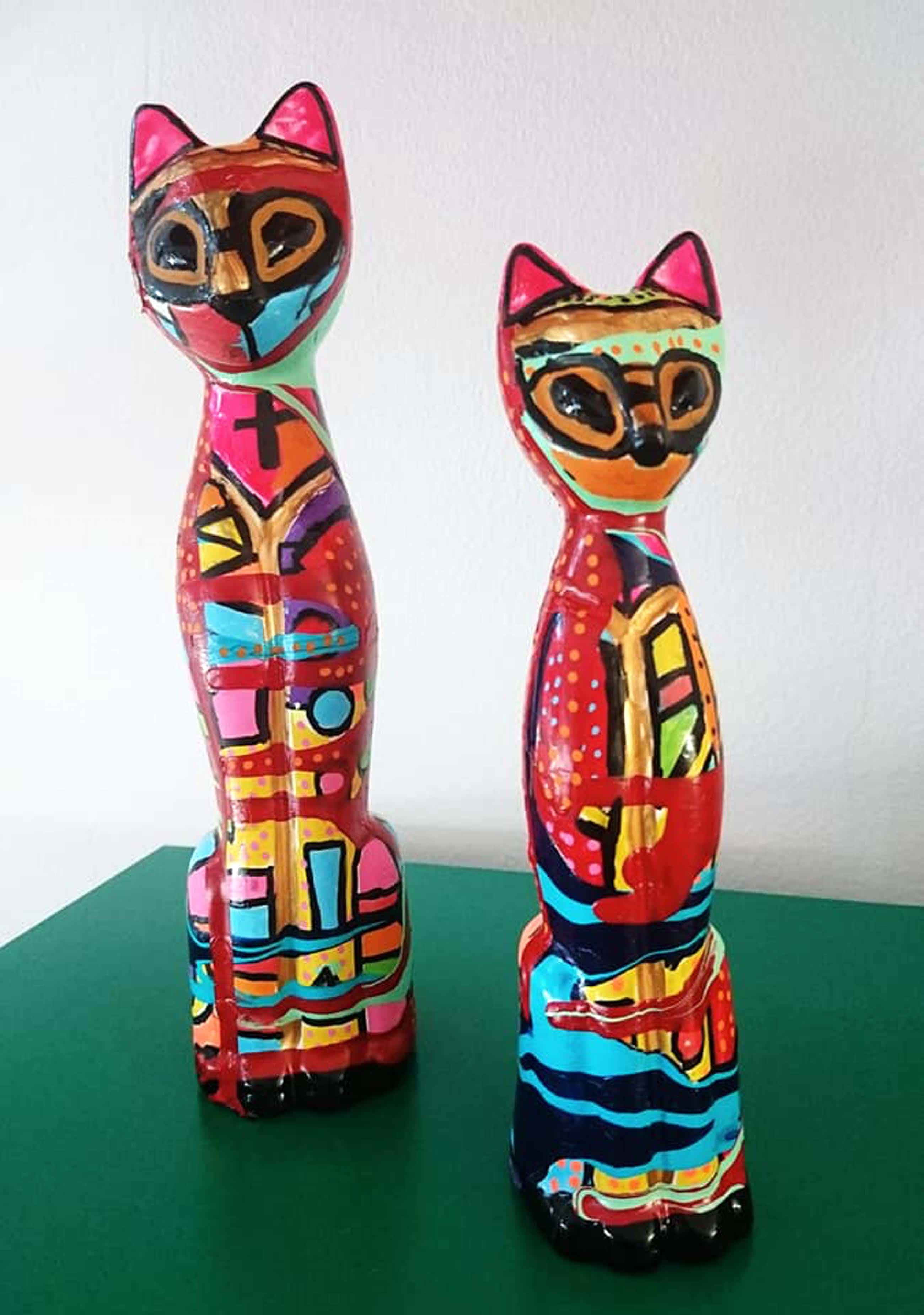 Zippora Sahanaja - Zippora Meijer Cats Day Of Color kopen? Bied vanaf 20!