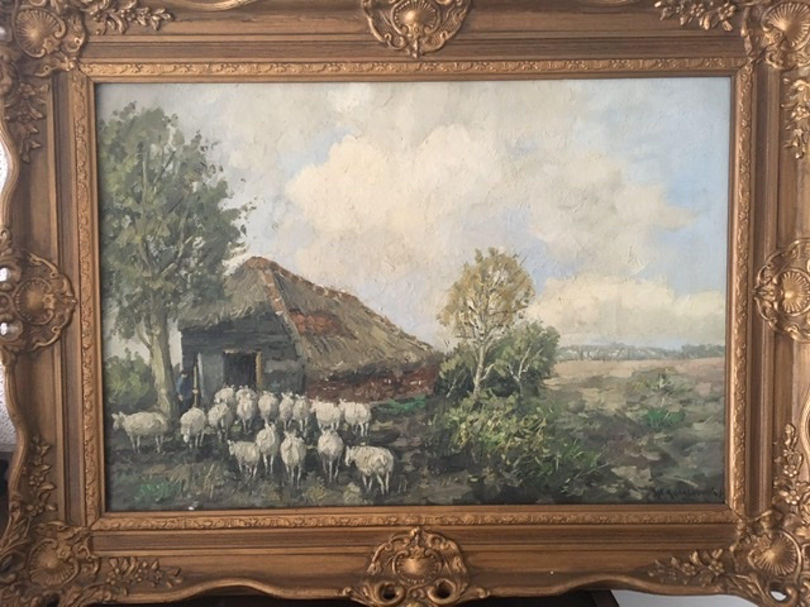 Hendrik Cornelis Kranenburg - Schapen kopen? Bied vanaf 100!