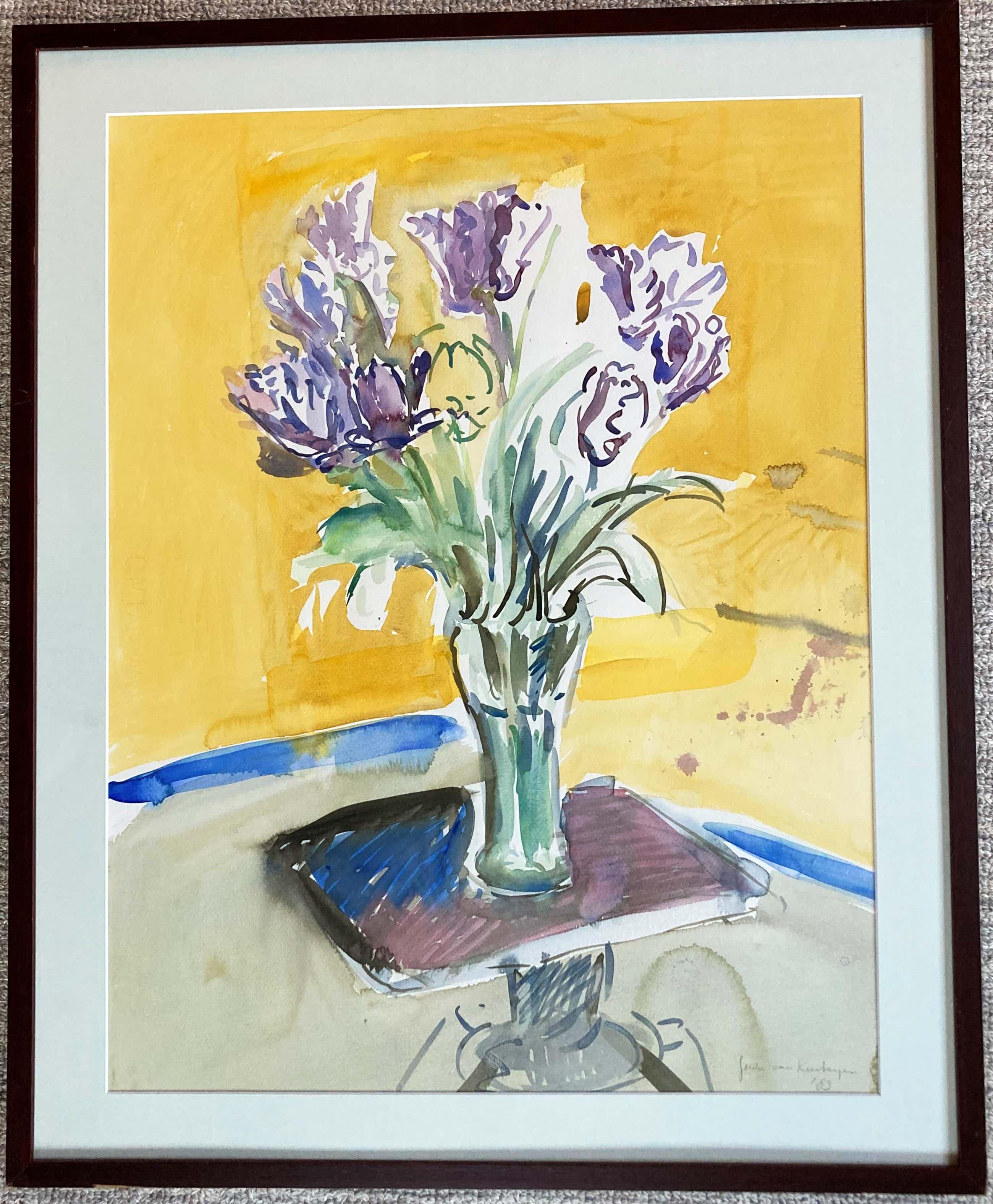 Gerda van Kersbergen - bloemen kopen? Bied vanaf 50!