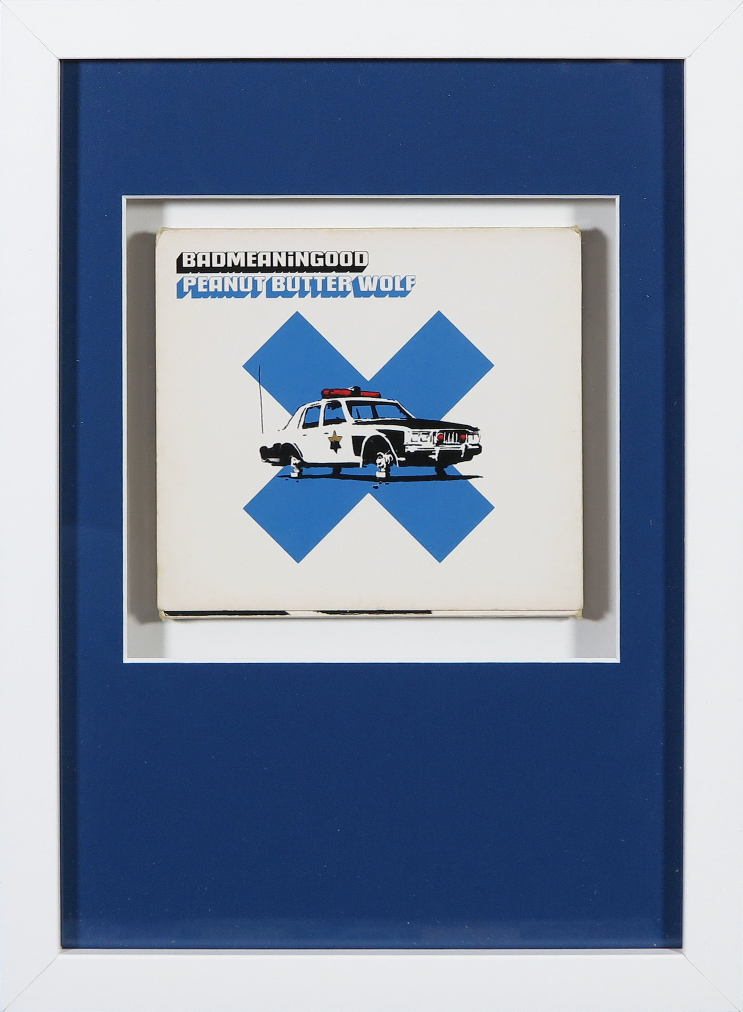 Banksy - Badmeaninggood vol. 1 door Skitz (CD) kopen? Bied vanaf 1!