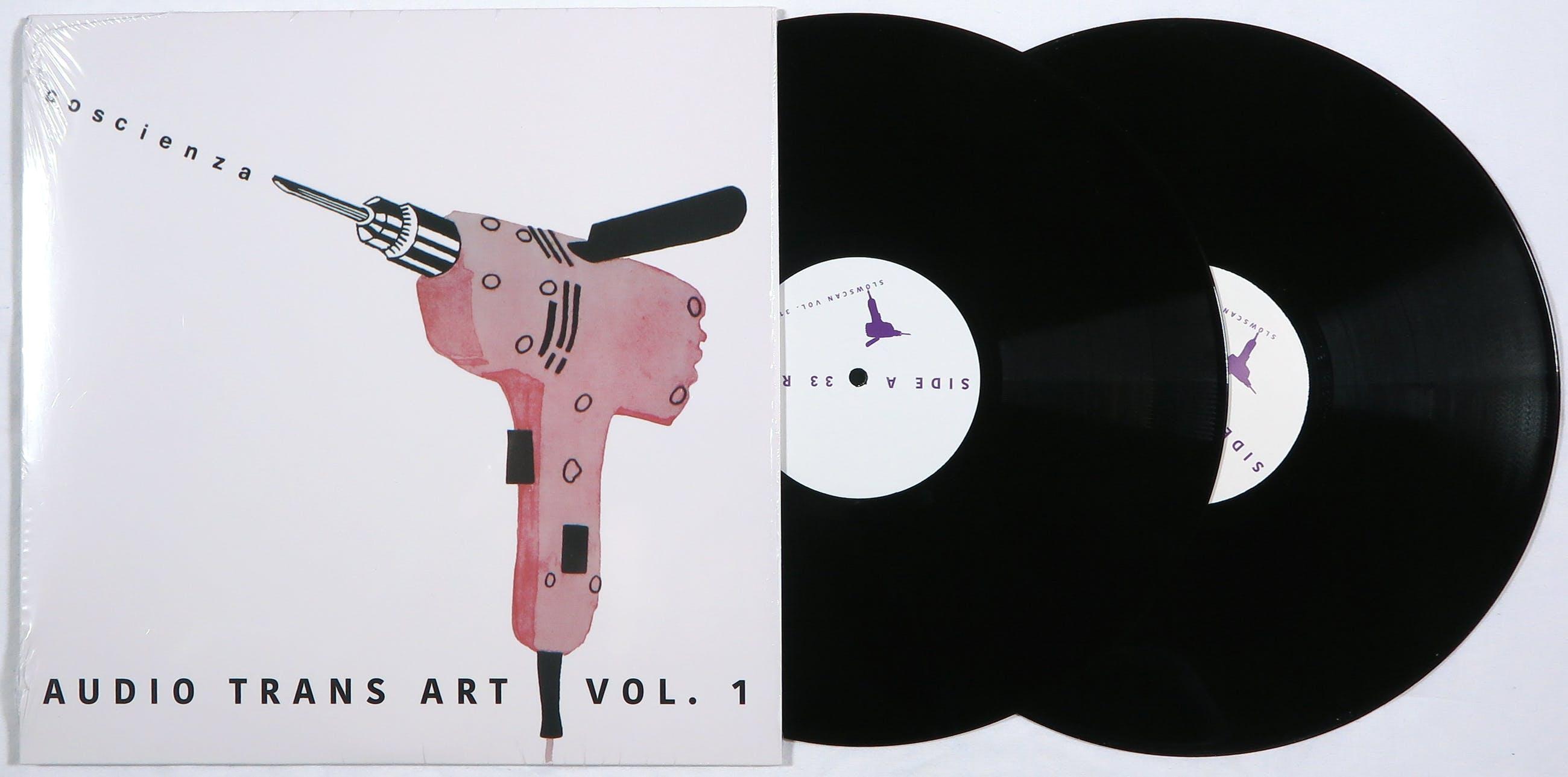 Various artists - Slowscan vol. 31 - Dubbel LP - Audio Trans Art Vol. 1 kopen? Bied vanaf 1!