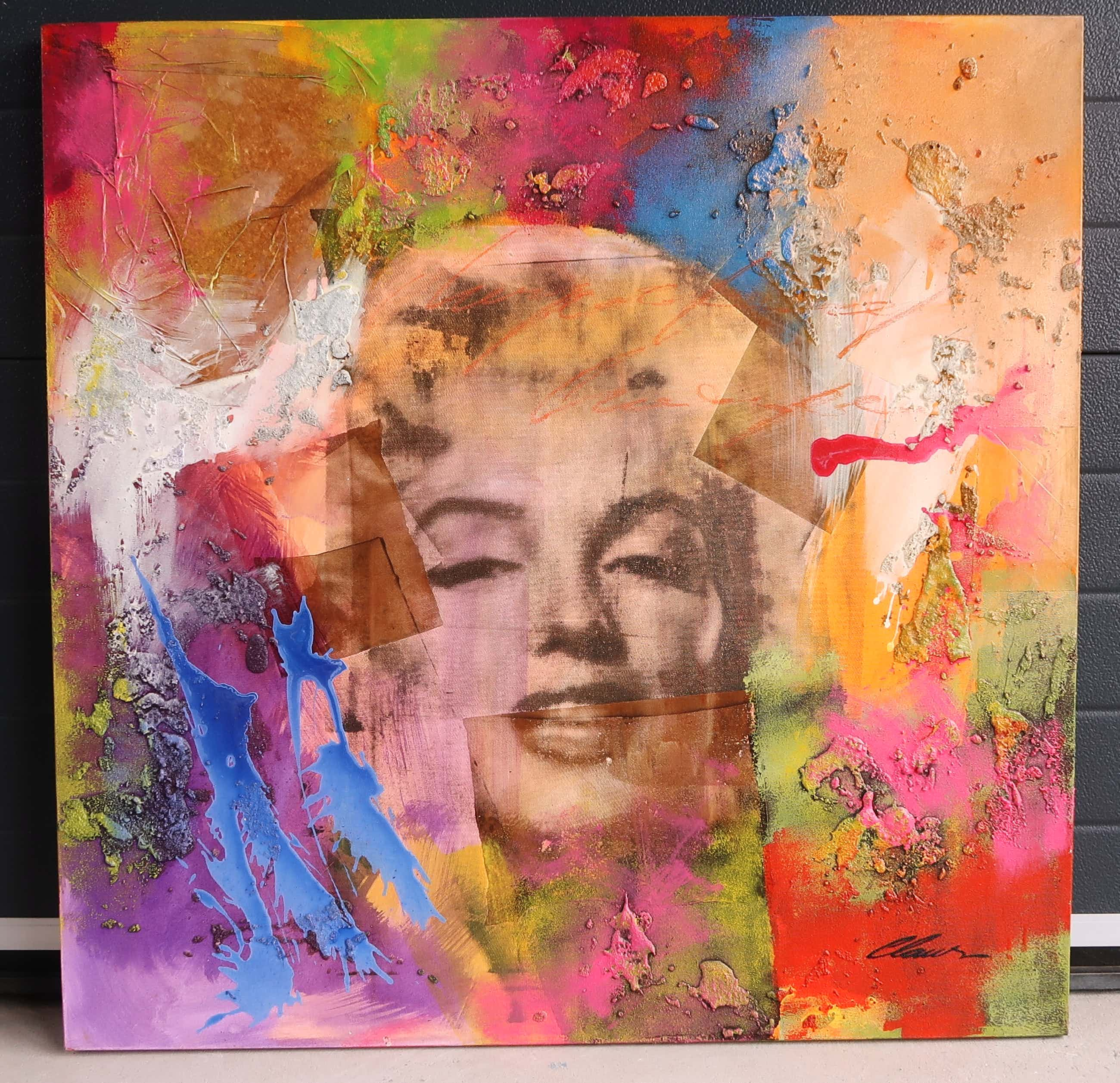 Claus Costa - Marilyn Monroe kopen? Bied vanaf 500!