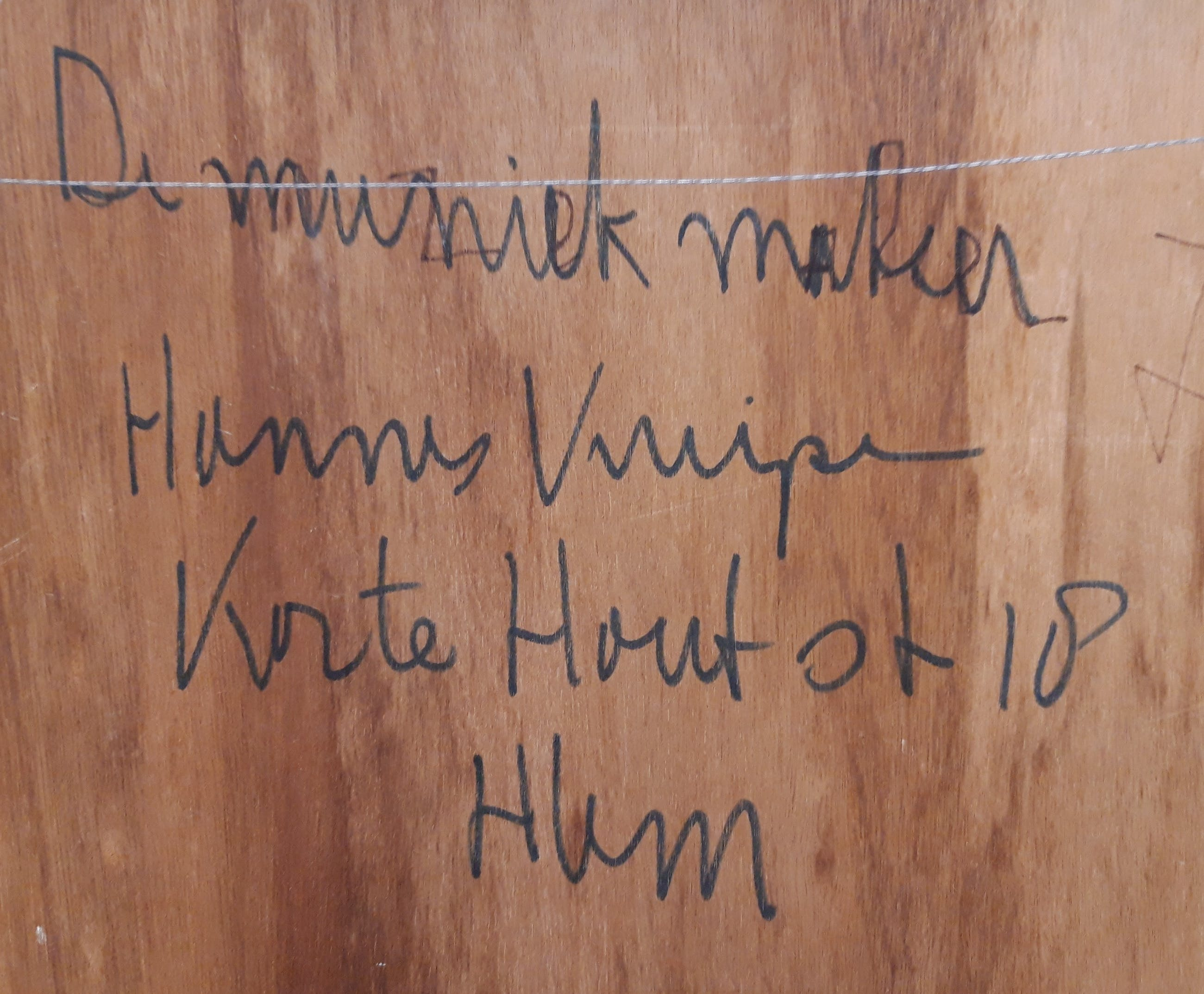 Hannes Kuiper - De muziek maker kopen? Bied vanaf 100!