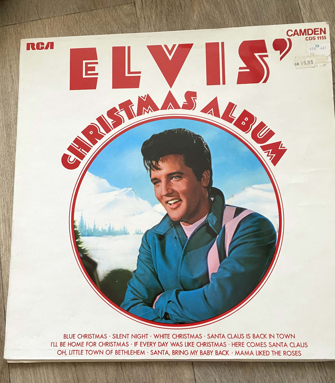Elvis Presley - Elvis' Christmas Album kopen? Bied vanaf 3!
