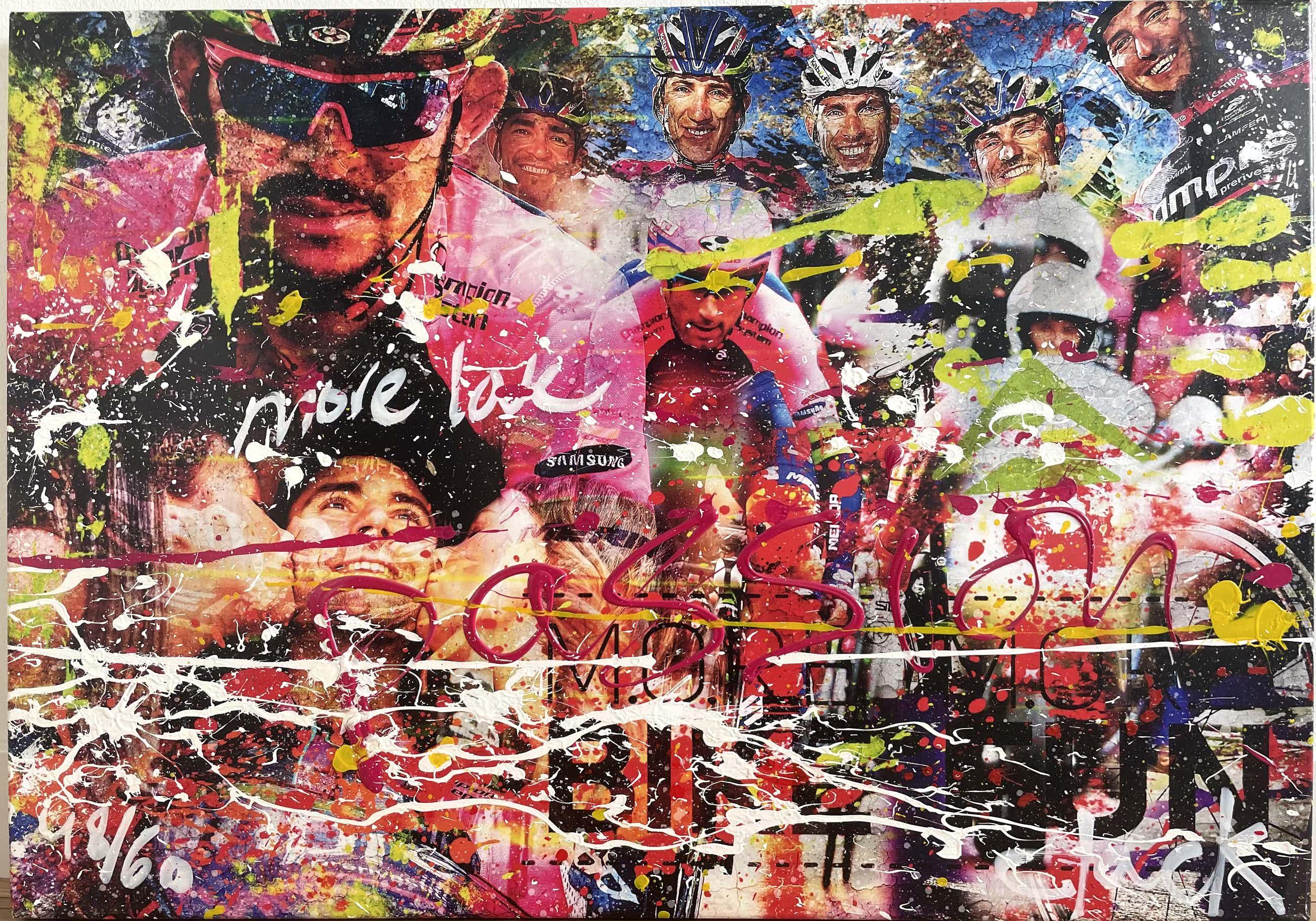 Jack Liemburg - Thema Giro d'Italia kopen? Bied vanaf 850!