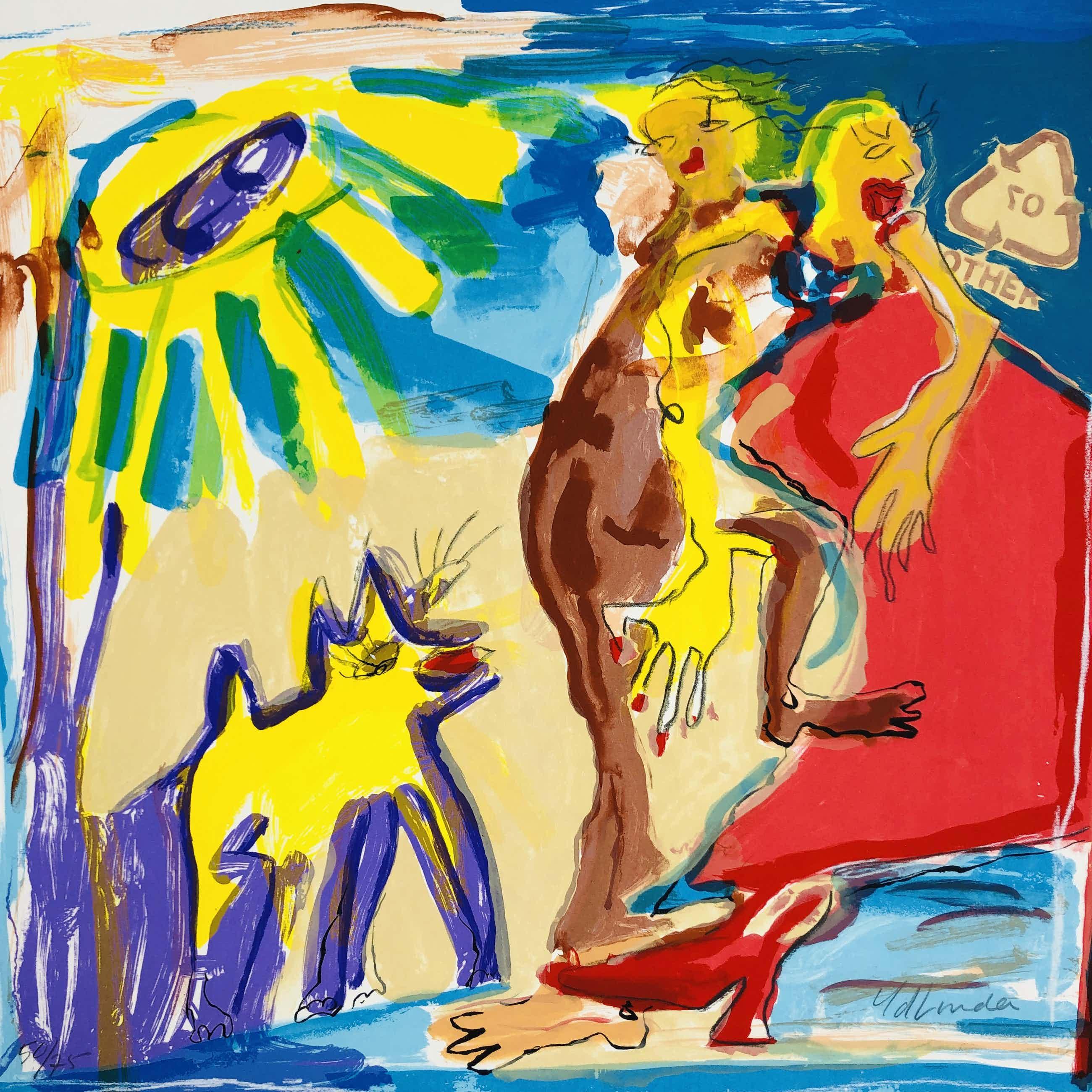 Hetty van der Linden - Together in the sun kopen? Bied vanaf 75!