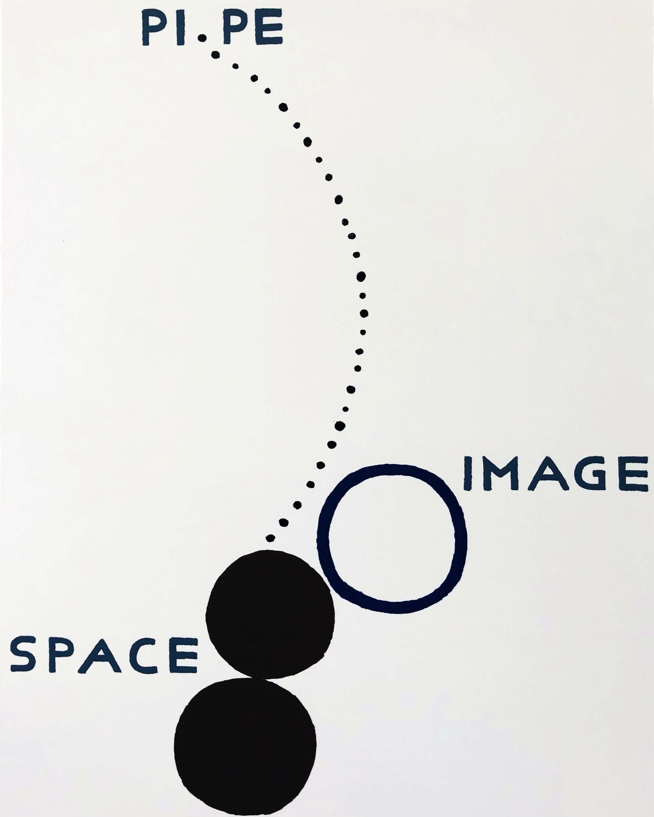 Reinier Lucassen - pipe, image, space kopen? Bied vanaf 185!