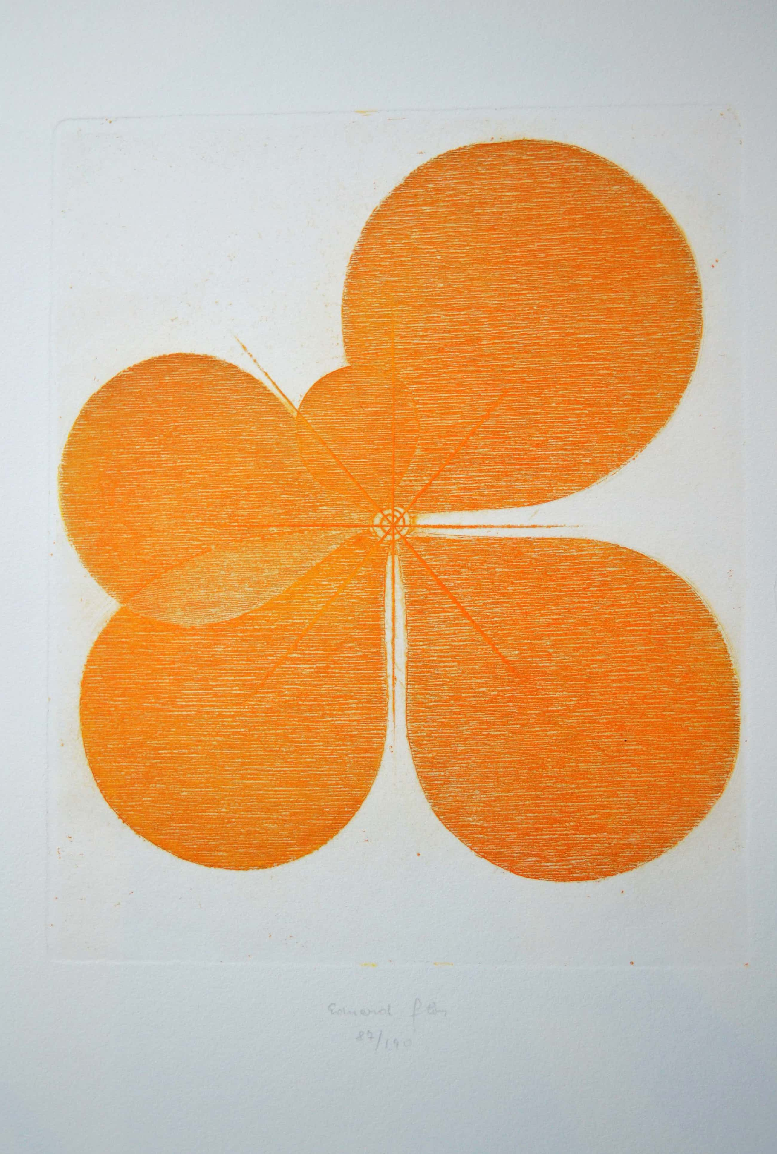 Eduard Flor - Le Printemps Oranje kopen? Bied vanaf 36!