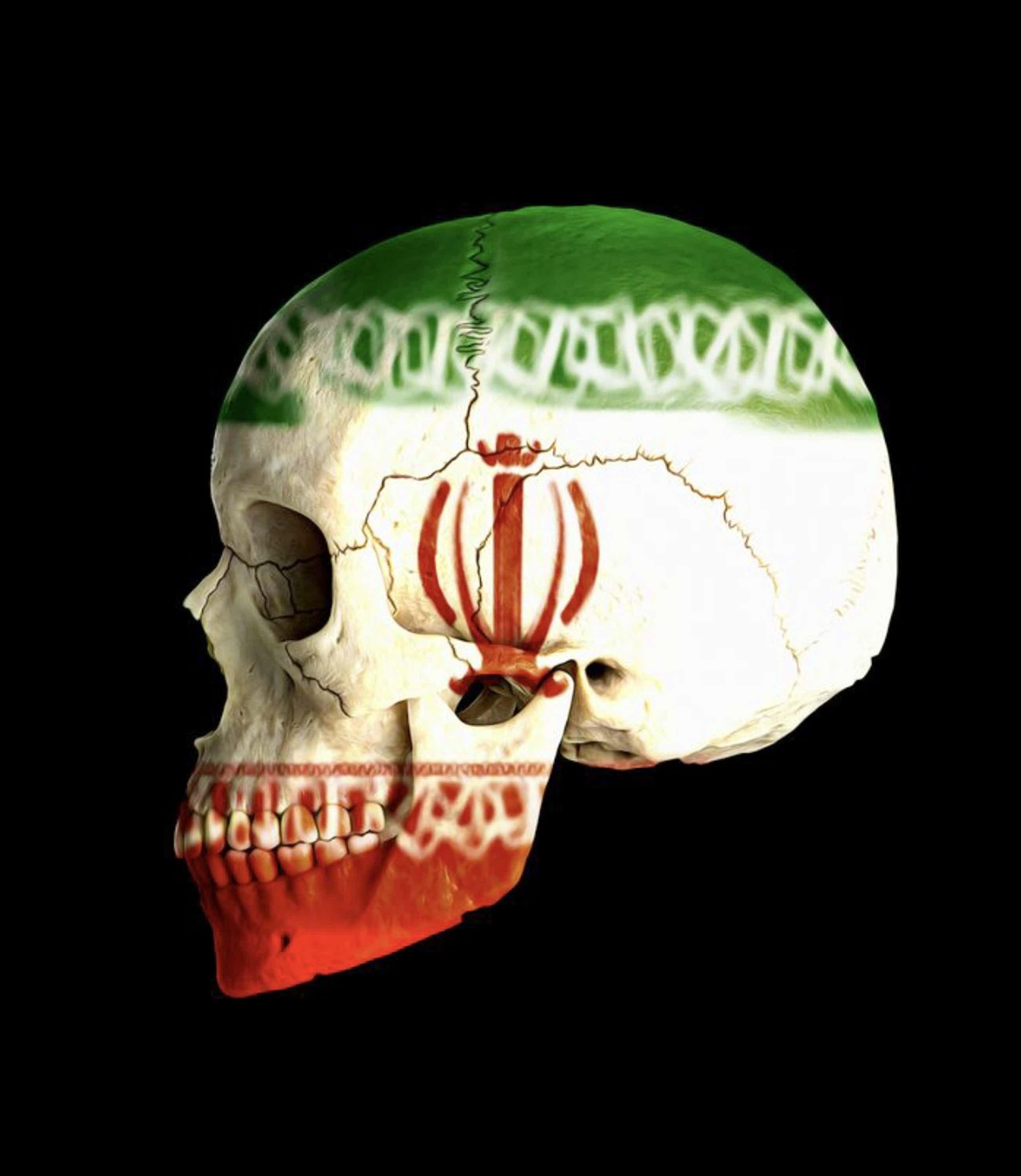 Mr. Strange - Iran Skull kopen? Bied vanaf 75!