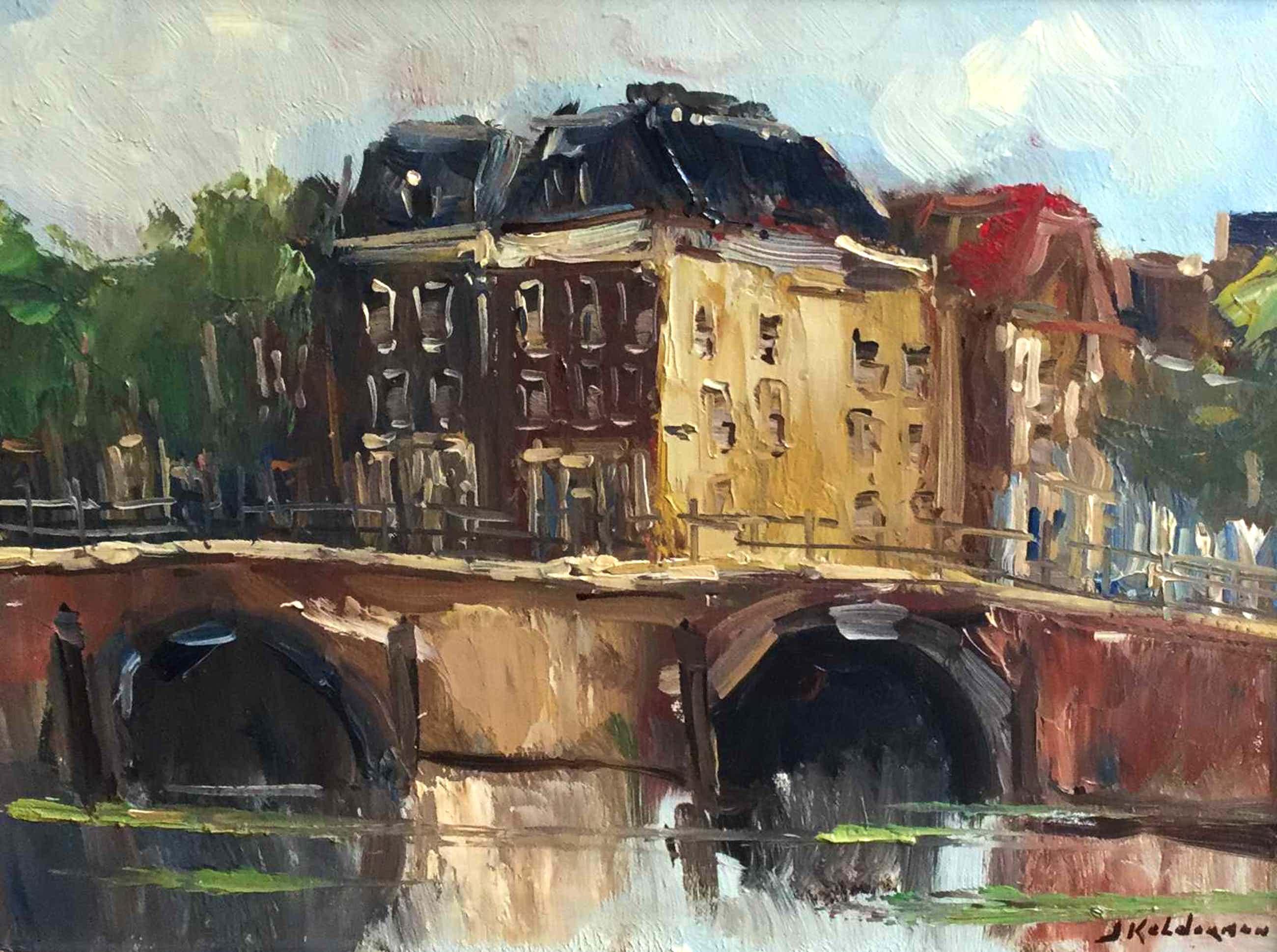Jan Kelderman - C4646-2, Amsterdam kopen? Bied vanaf 45!