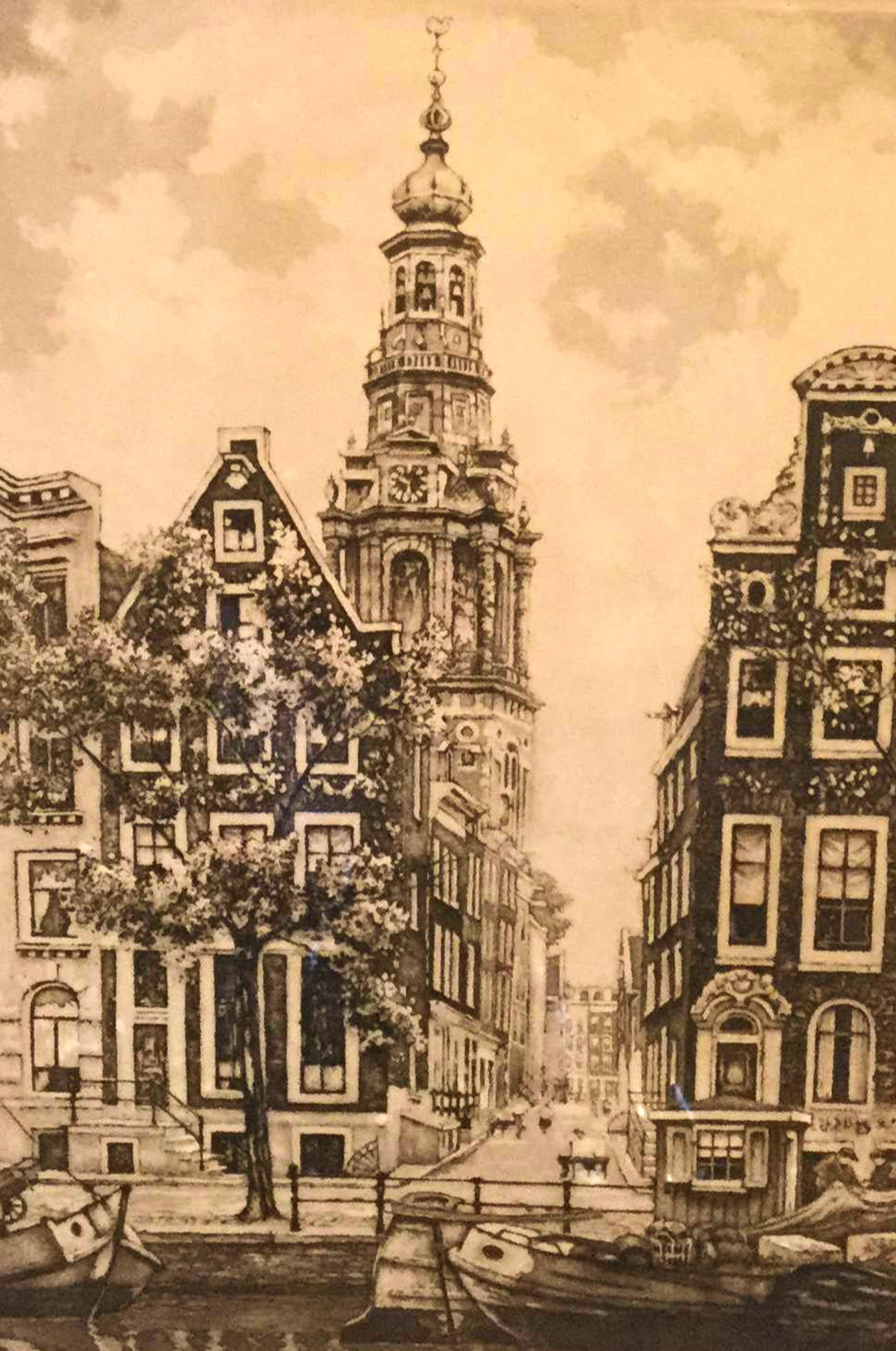 Cornelis Brandenburg - c2781, kerk Amsterdam kopen? Bied vanaf 40!