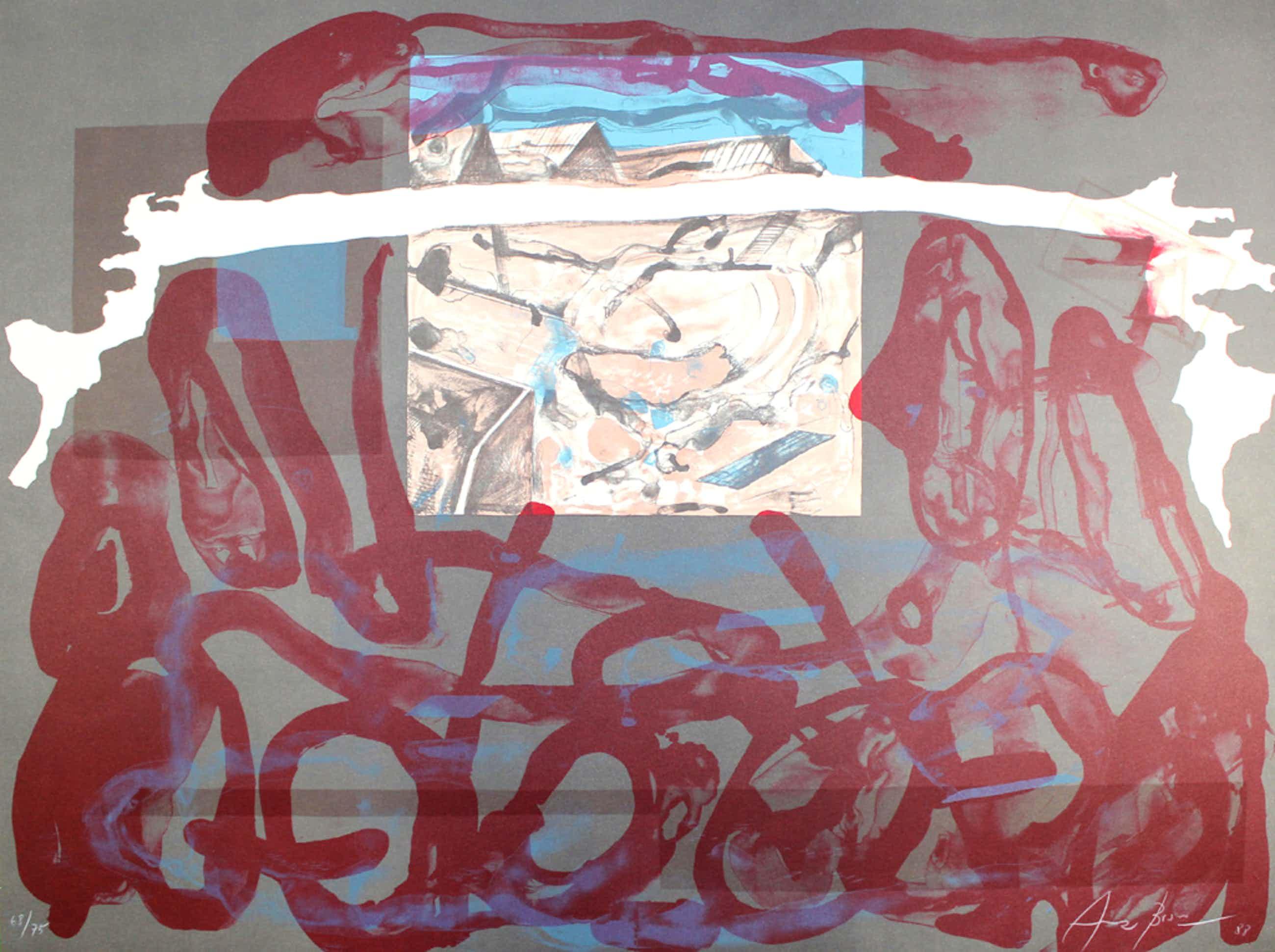 Eduardo Arranz-Bravo - Casa con azul e blanca kopen? Bied vanaf 95!