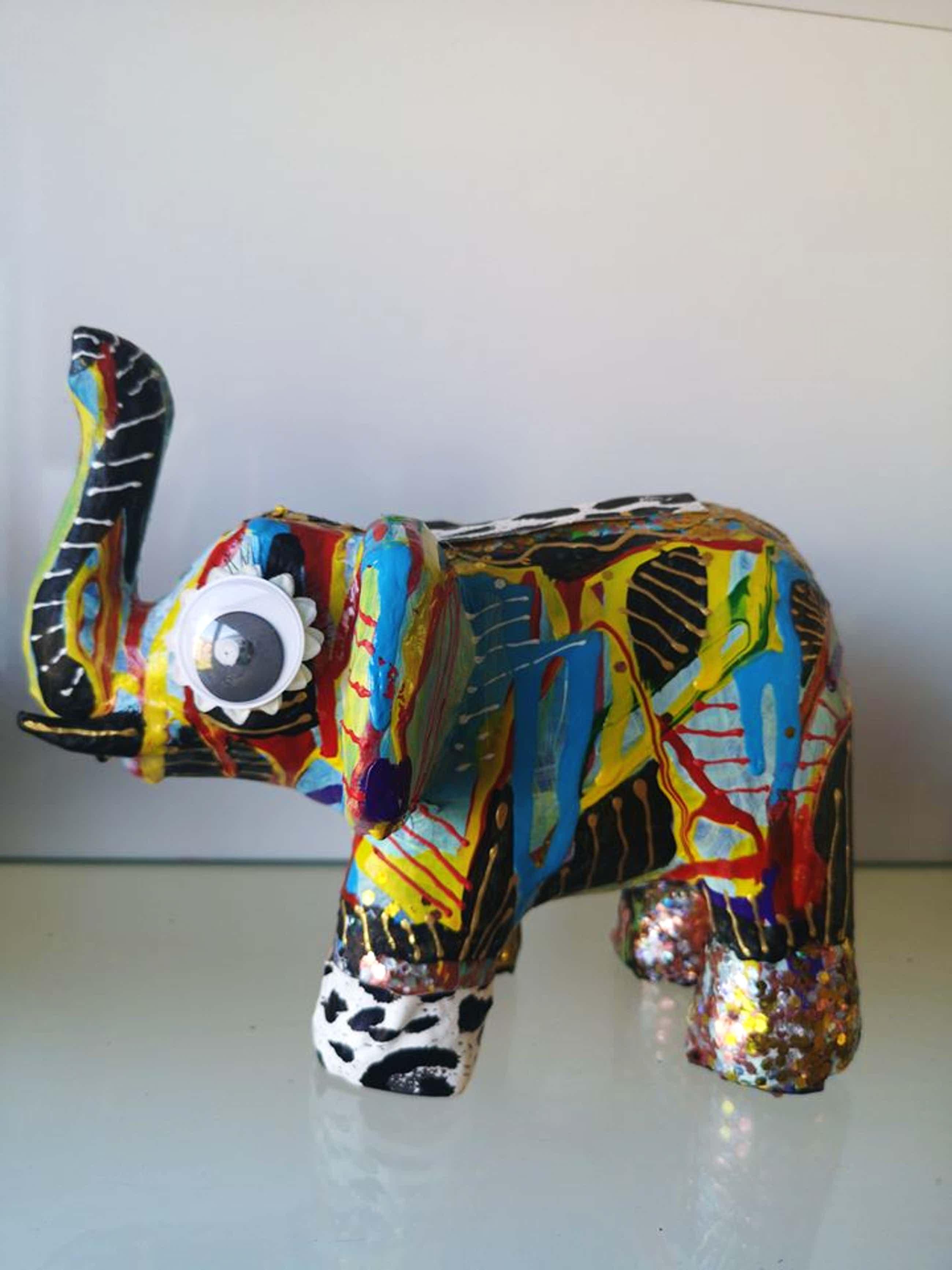 Zippora Sahanaja - Zippora design® Happy Elephant kopen? Bied vanaf 25!