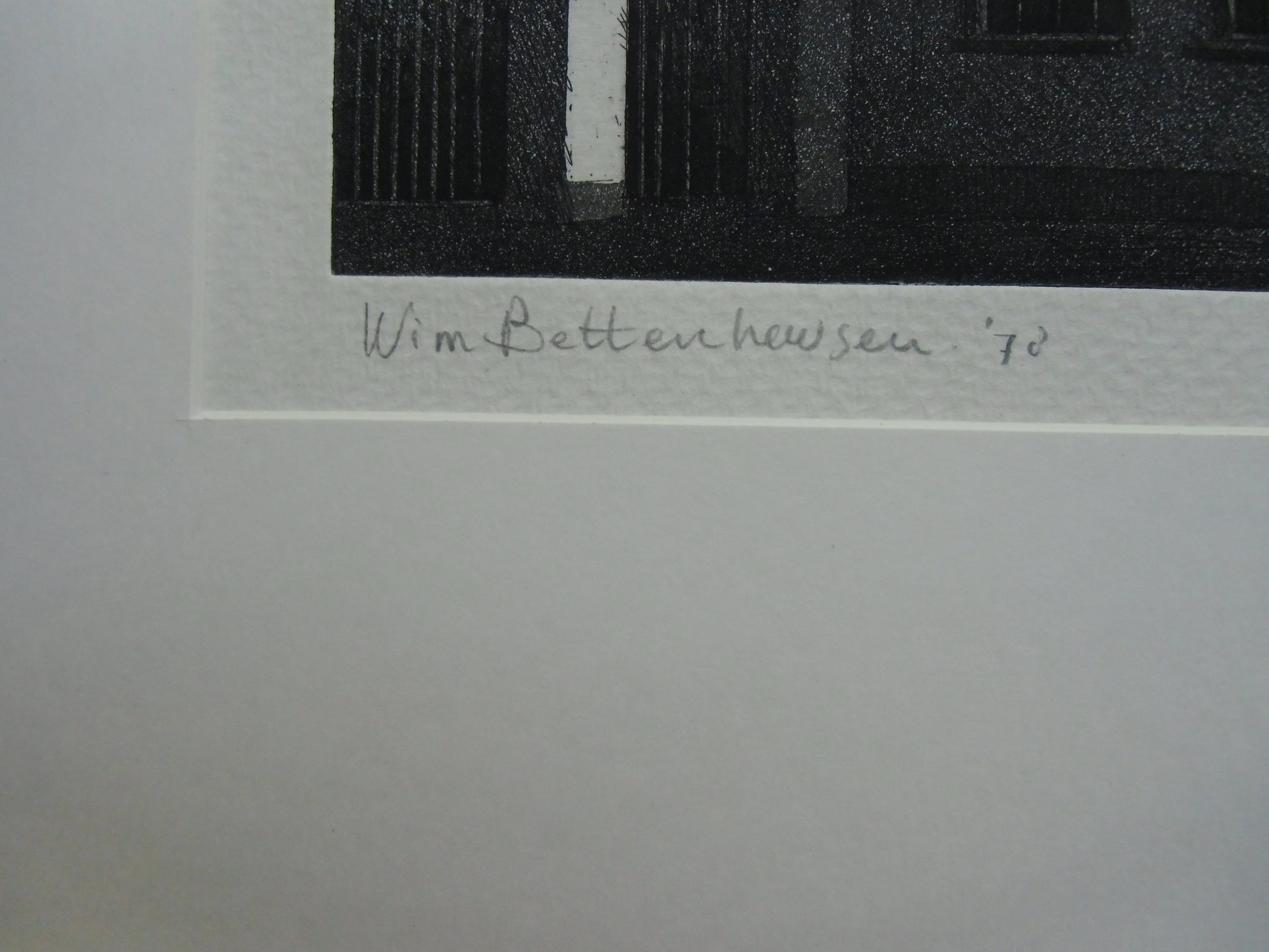 Wim Bettenhausen - HET WACHTJE kopen? Bied vanaf 65!