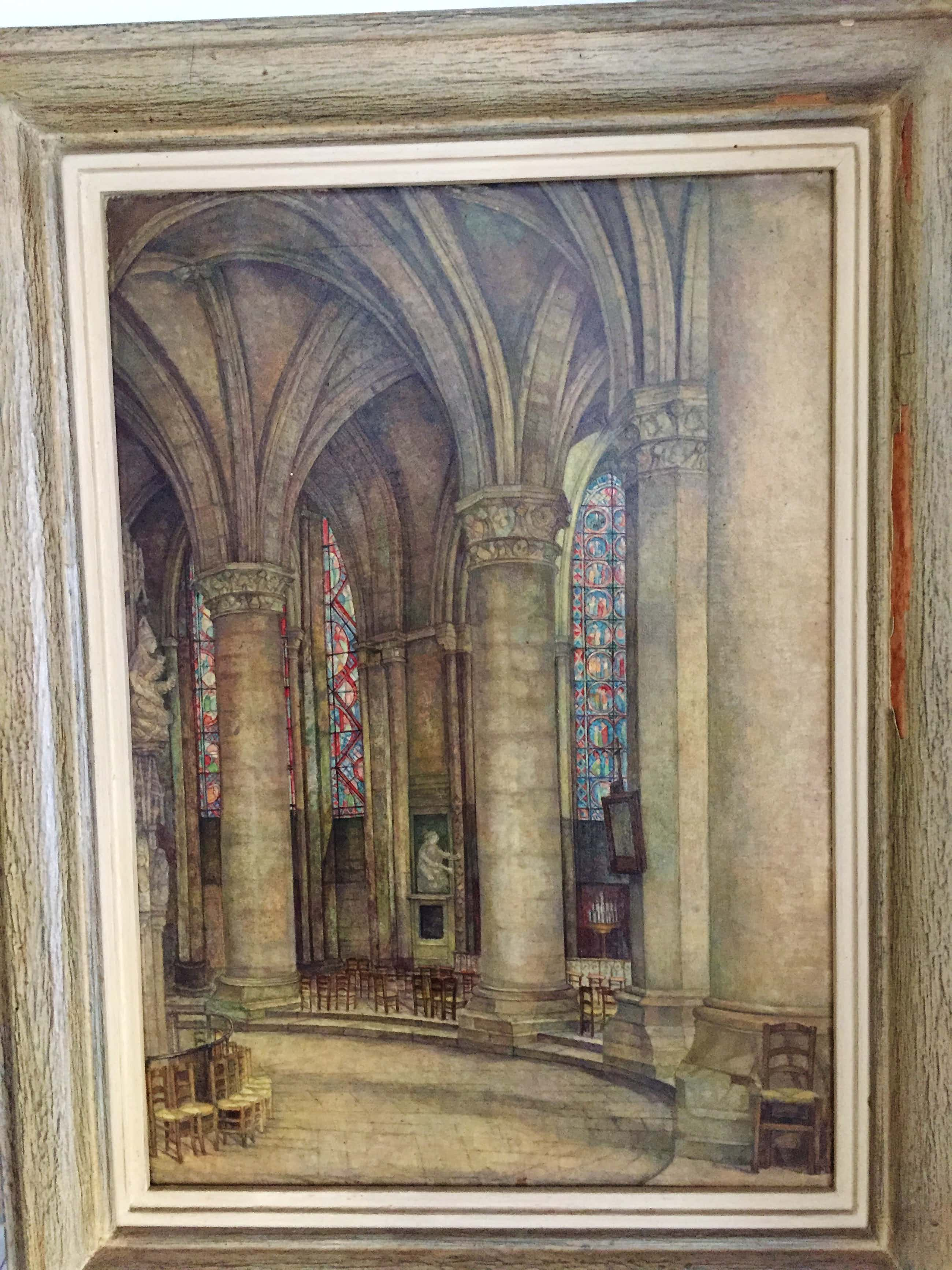 Tjitske G.M. van Hettinga Tromp - Kathedraal van Charstres kopen? Bied vanaf 300!