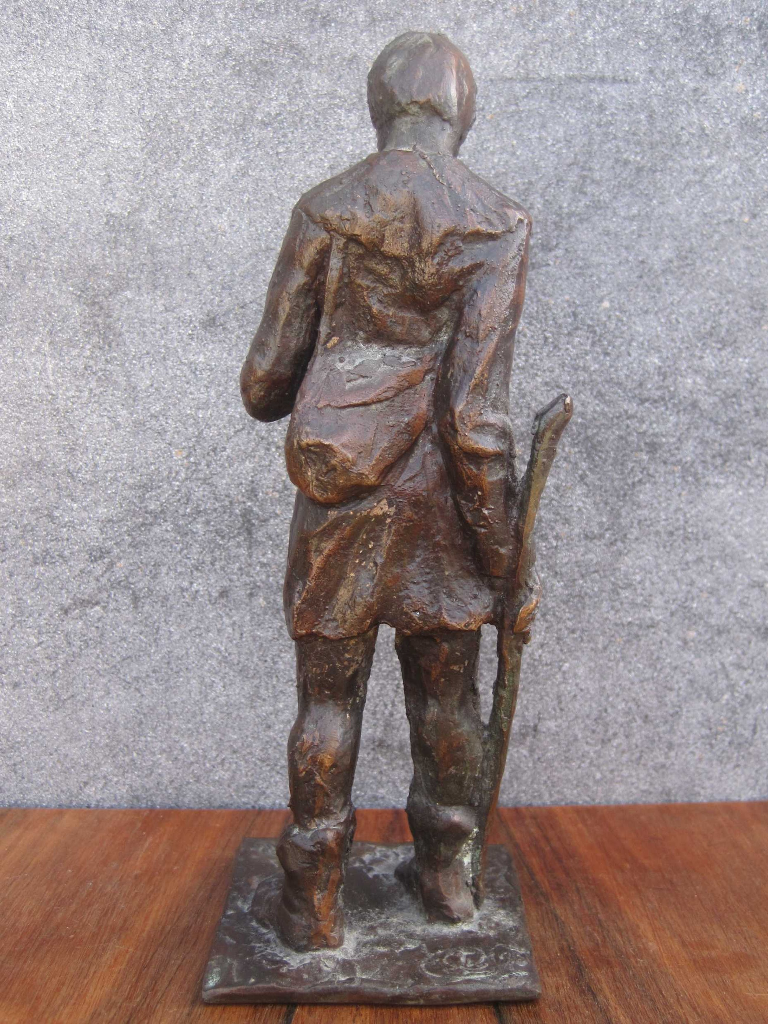 Brons (Onbekend) - Labre, patroon van de zwervers en vagebonden en daklozen kopen? Bied vanaf 50!