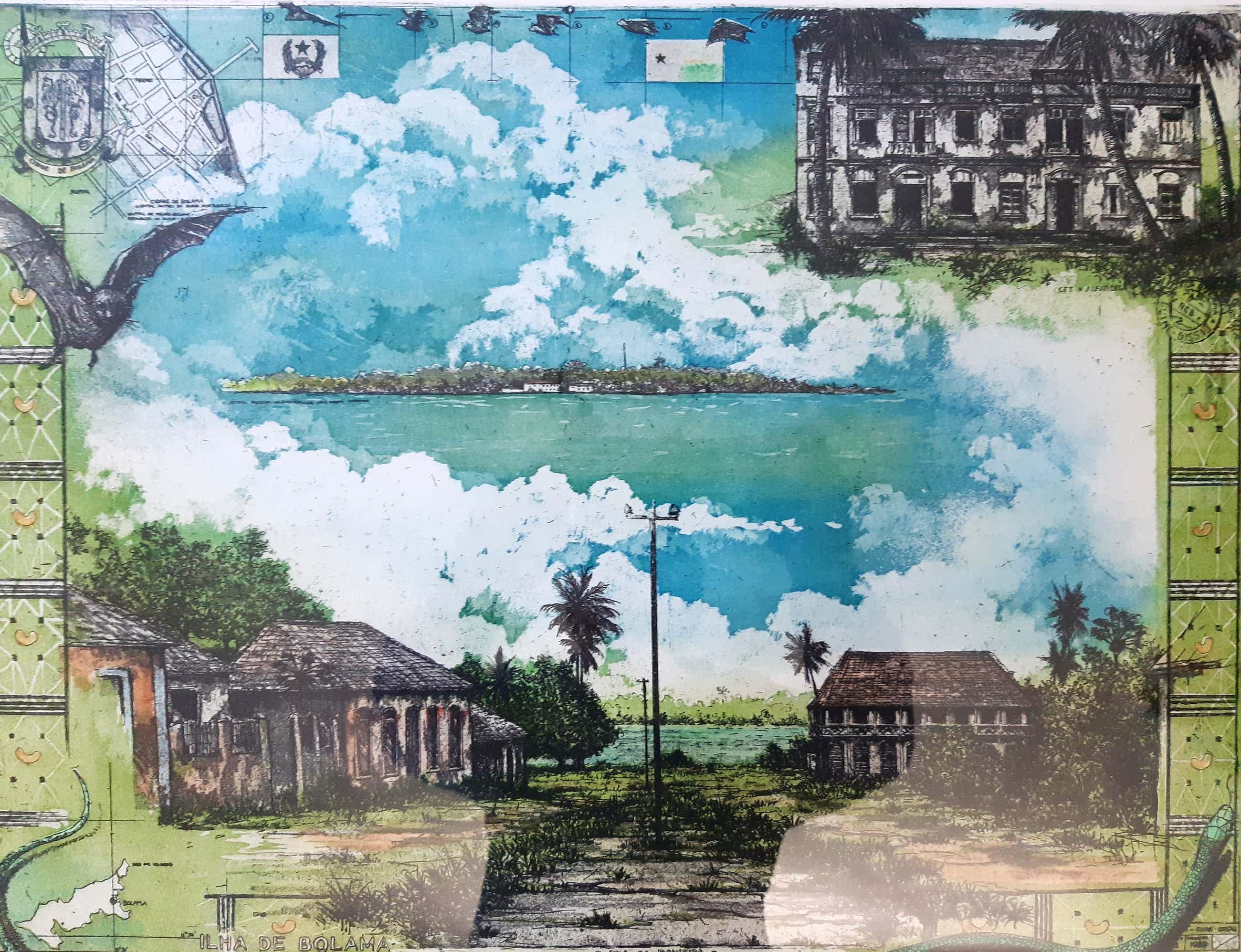 Rolf Weijburg - Ilha de Boloma kopen? Bied vanaf 85!