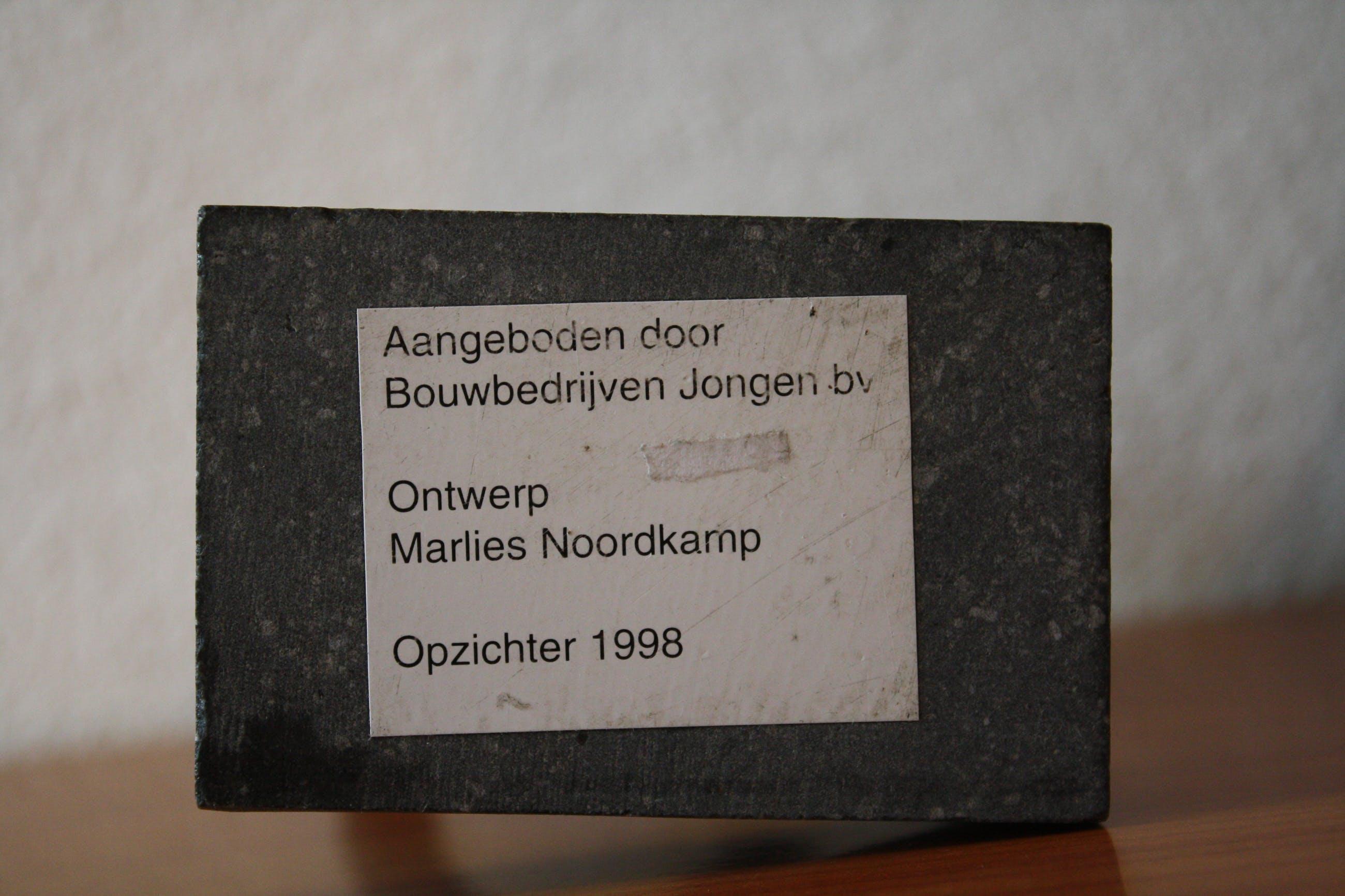 Marlies Noordkamp-Drummen - Opzichter kopen? Bied vanaf 25!
