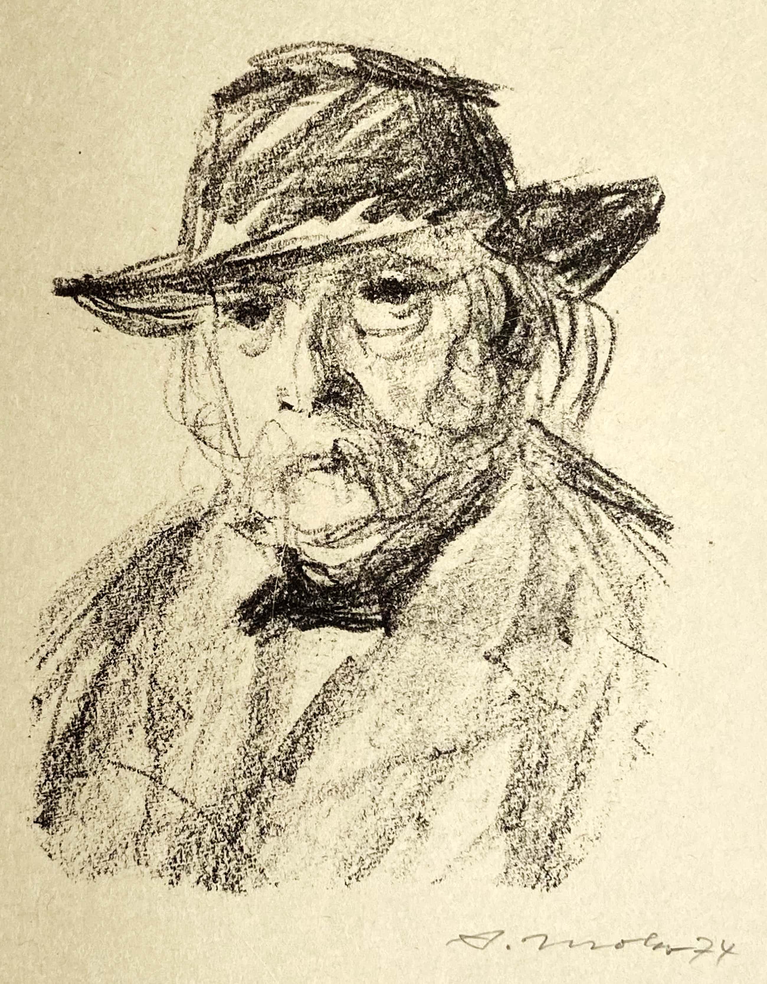 Arno Mohr - Portrait Theodor Fontane kopen? Bied vanaf 290!