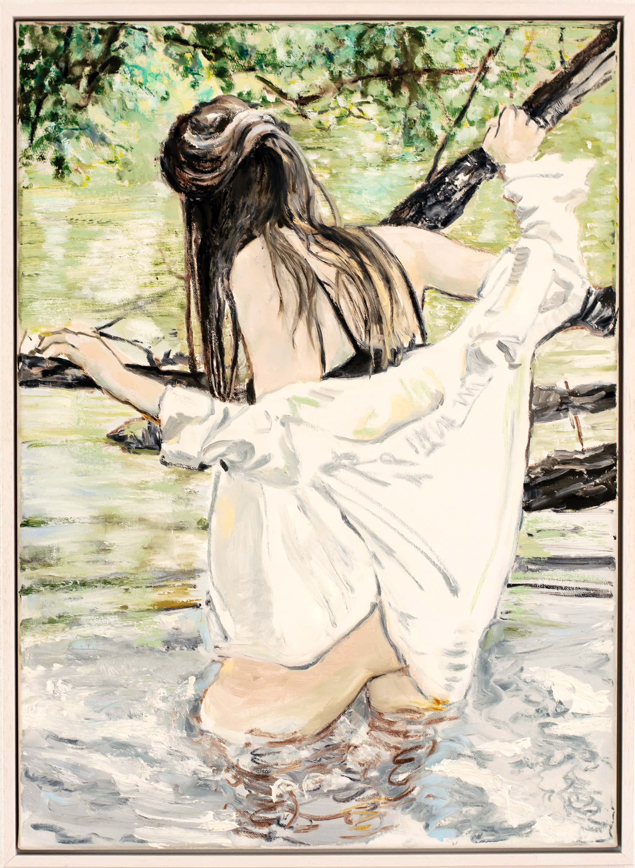 Lambert Oostrum - Mira in het water kopen? Bied vanaf 225!