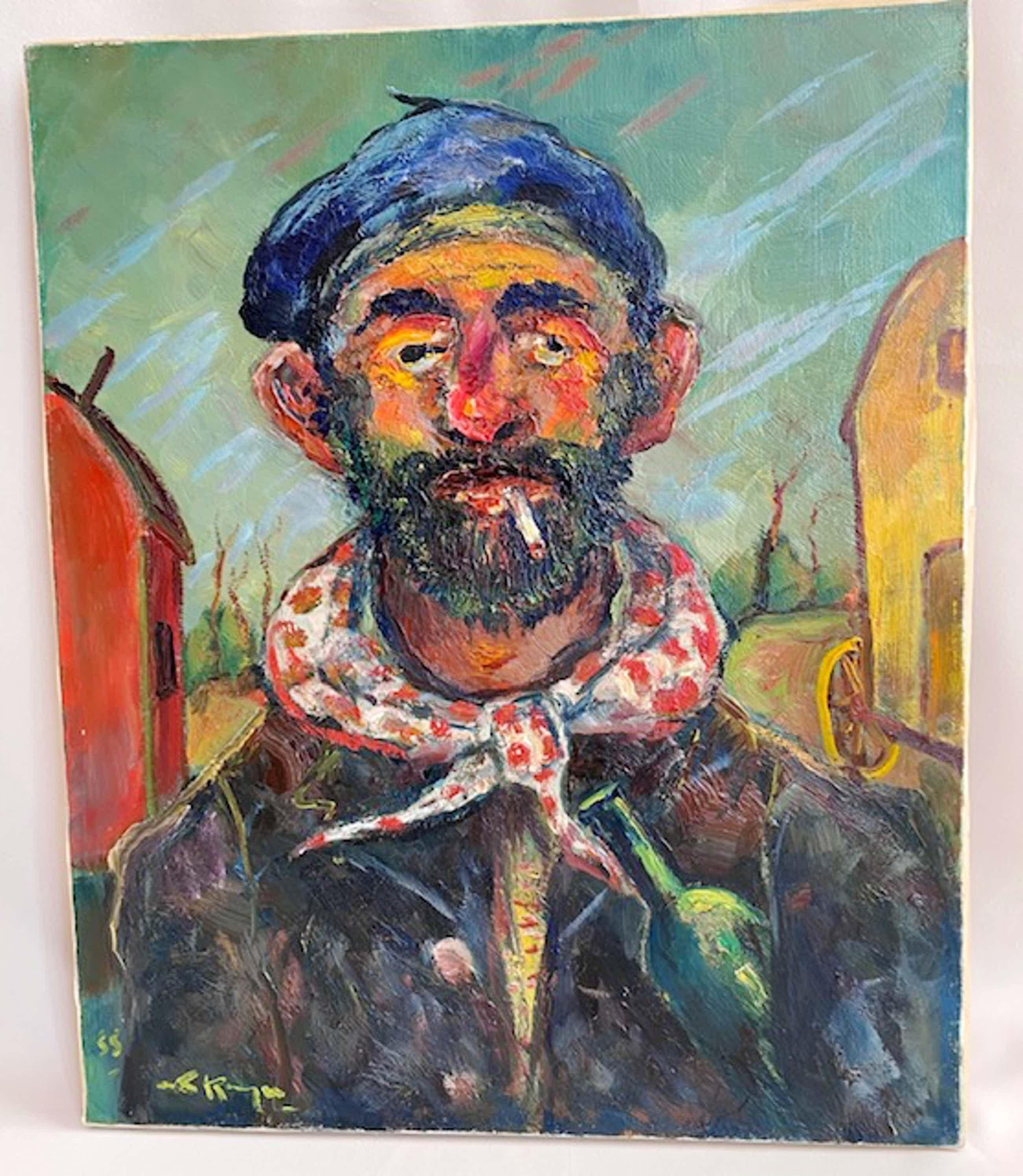 Antoon Kruysen - De zigeuner kopen? Bied vanaf 800!
