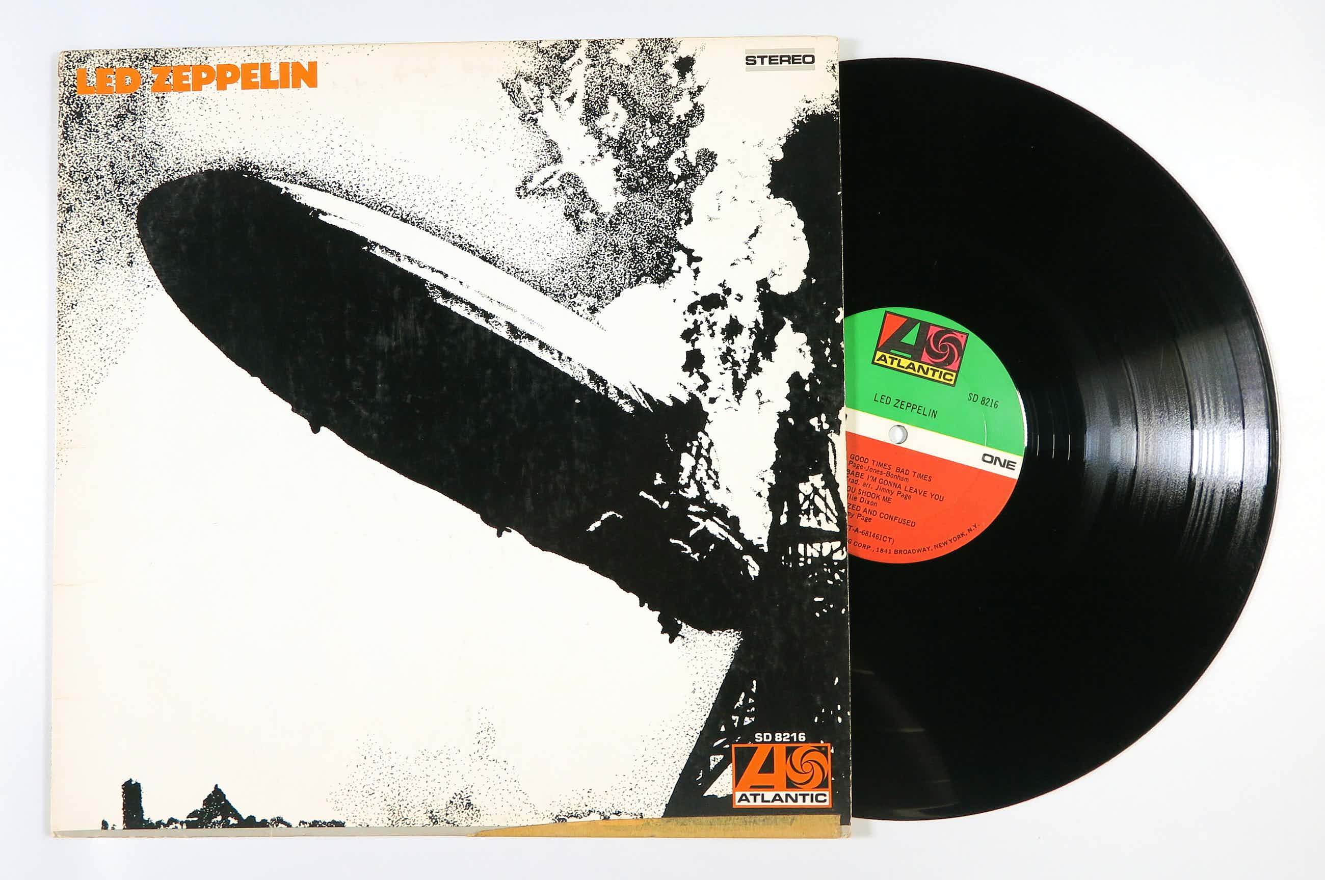 Led Zeppelin - Led Zeppelin kopen? Bied vanaf 18!