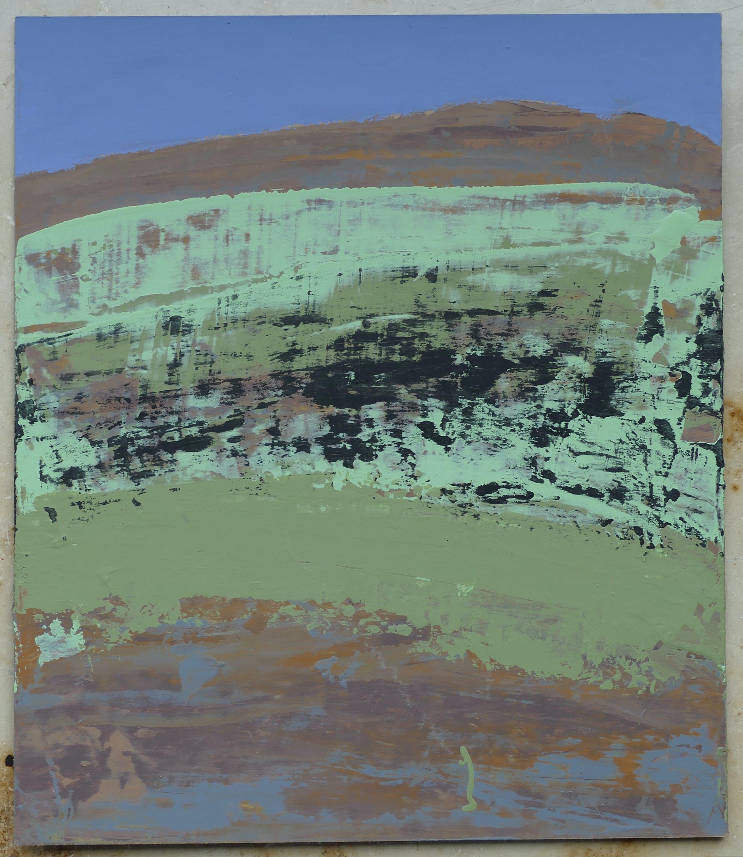 Christiaan Paul Damste - abstrakte Landschaft kopen? Bied vanaf 150!
