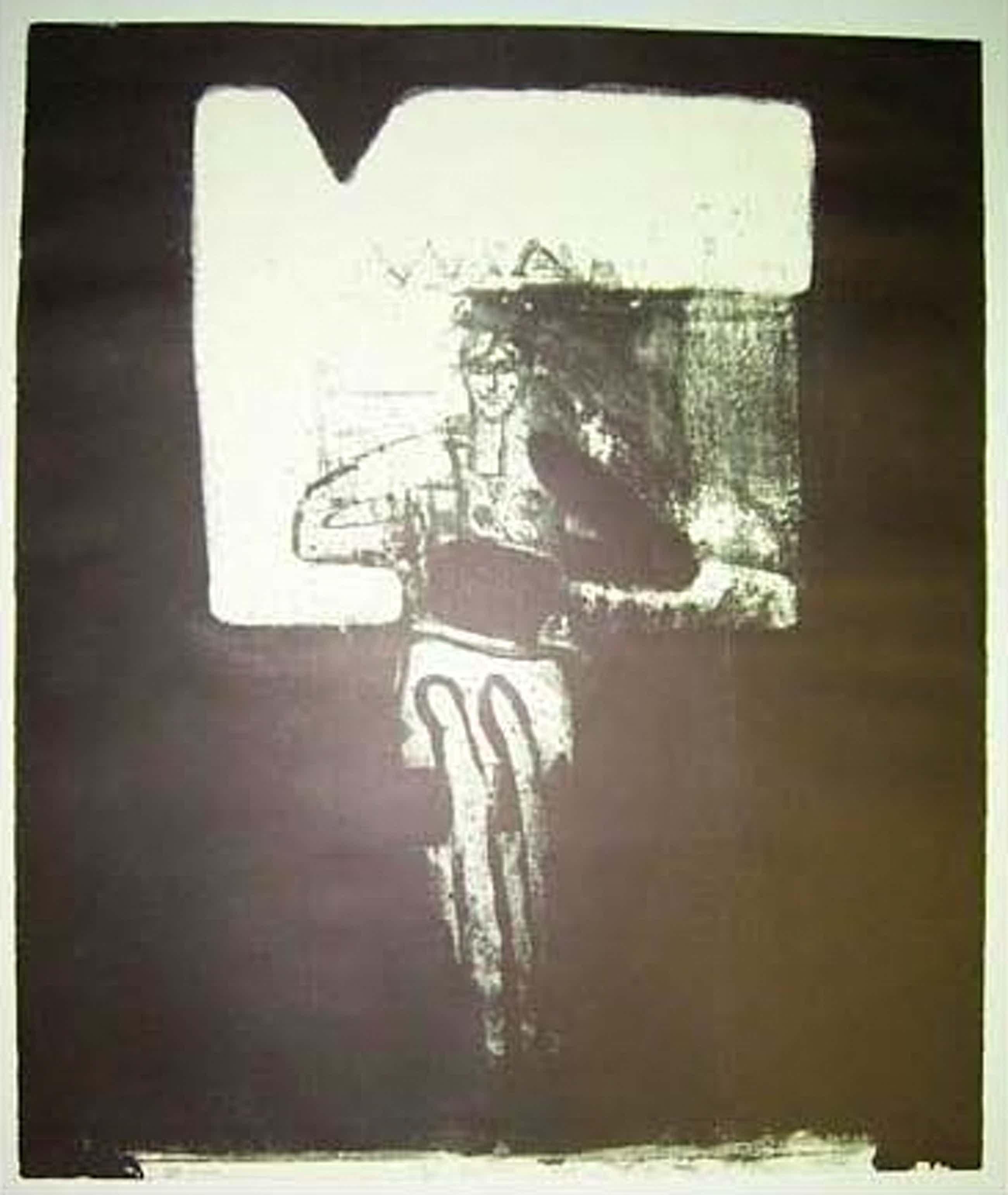 Giselbert Hoke - -DIE KÄRNTNERIN- Lithografie auf Büttenpapier, handsig und dat, betitelt kopen? Bied vanaf 990!