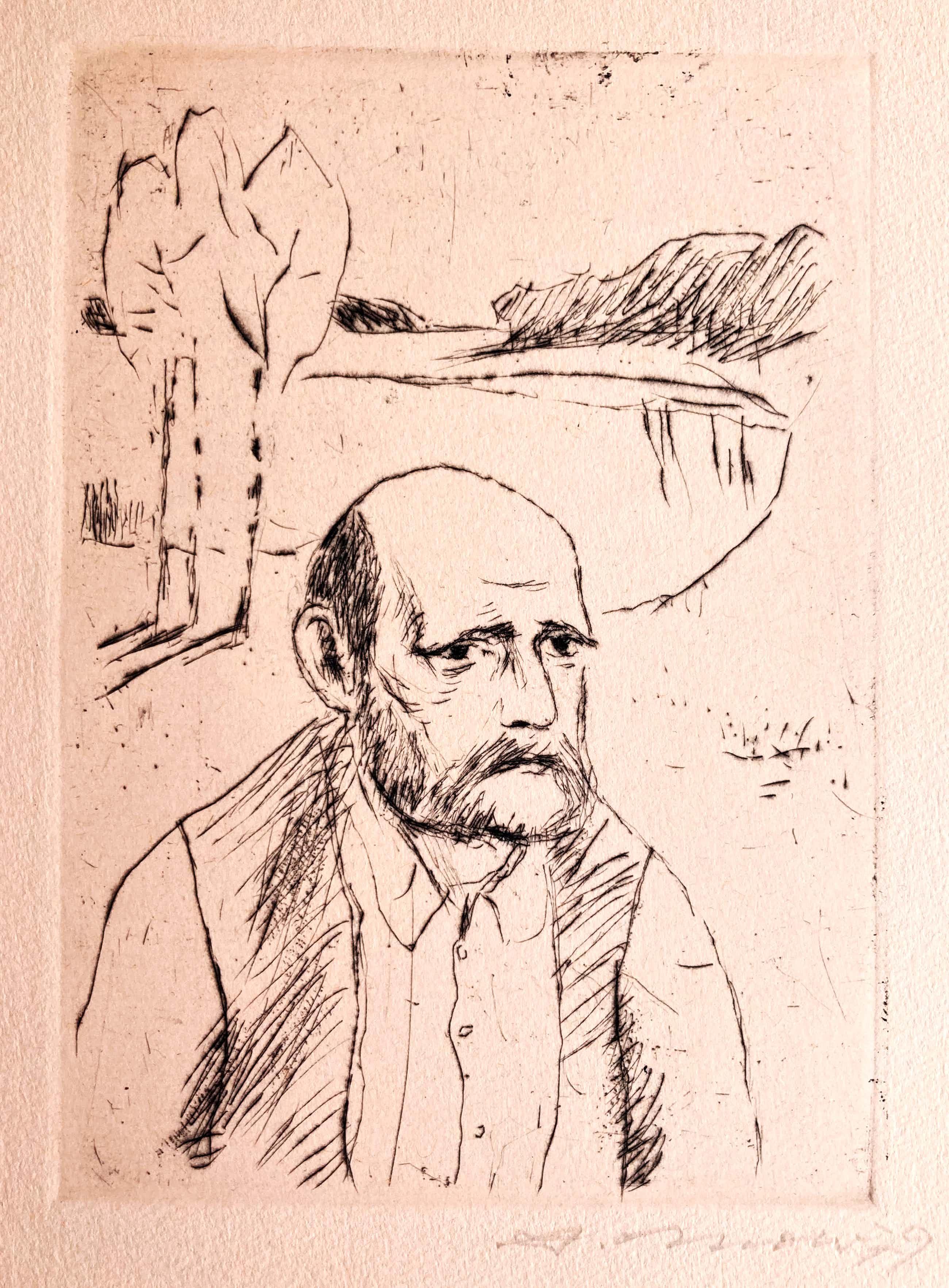 Arno Mohr - Portrait Erwin Strittmatter kopen? Bied vanaf 190!