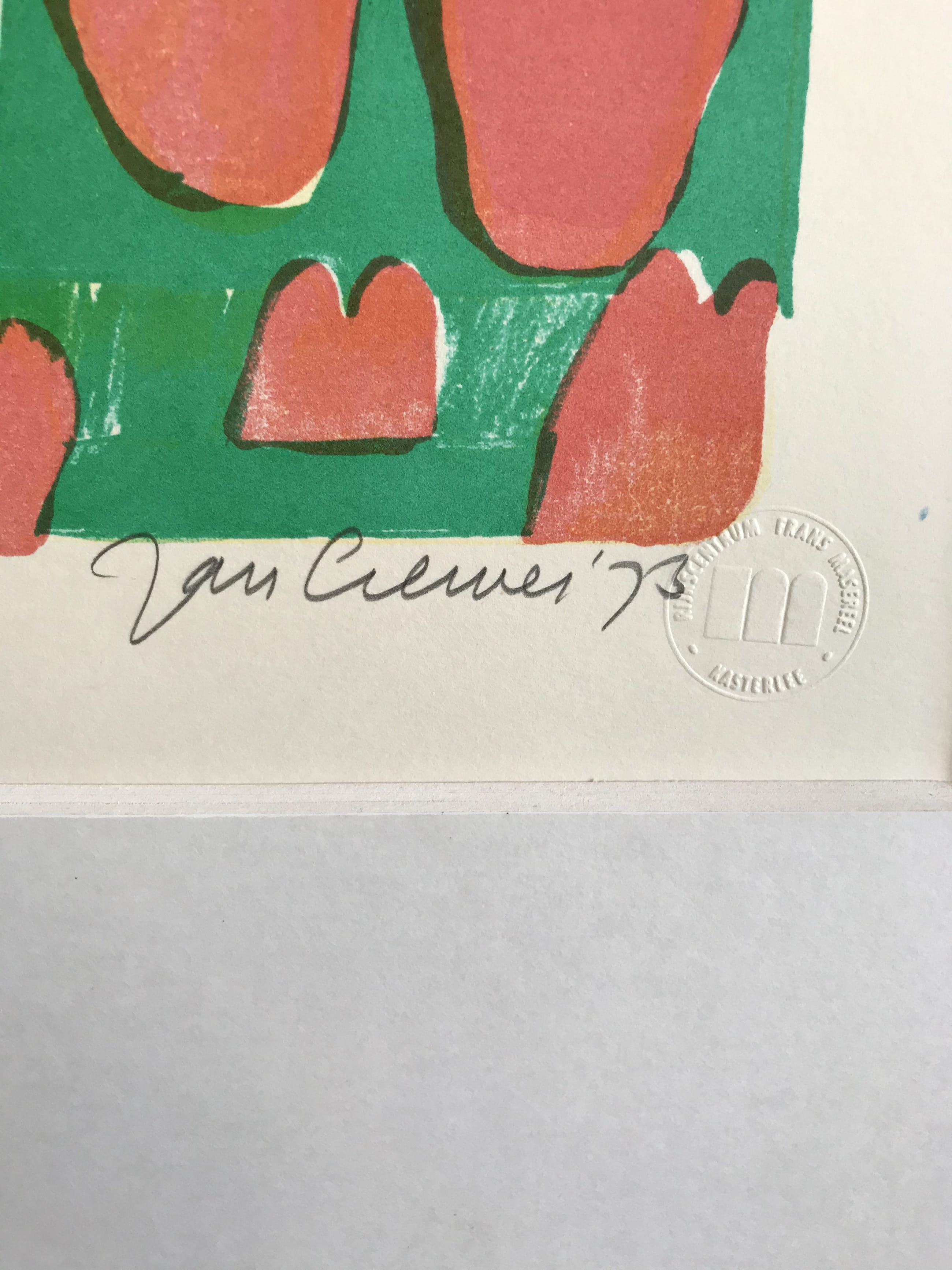 """Jan Cremer - """" Miss Tulip """" kopen? Bied vanaf 170!"""